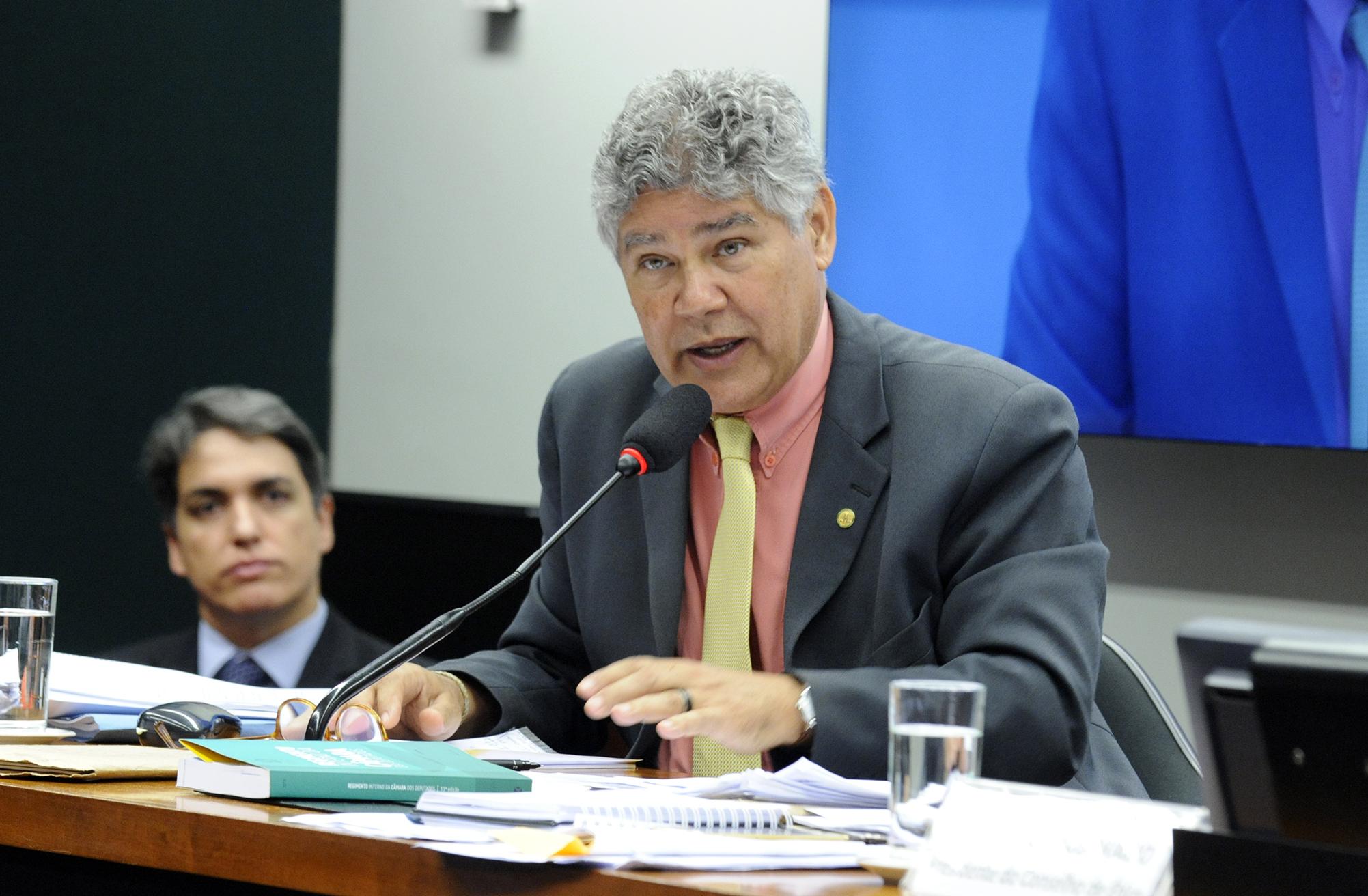 Reunião para apreciação do parecer do processo nº 04/15, referente à representação nº 04/15, do Partido Solidariedade (SD), em desfavor do Dep. Chico Alencar (PSOL/RJ)