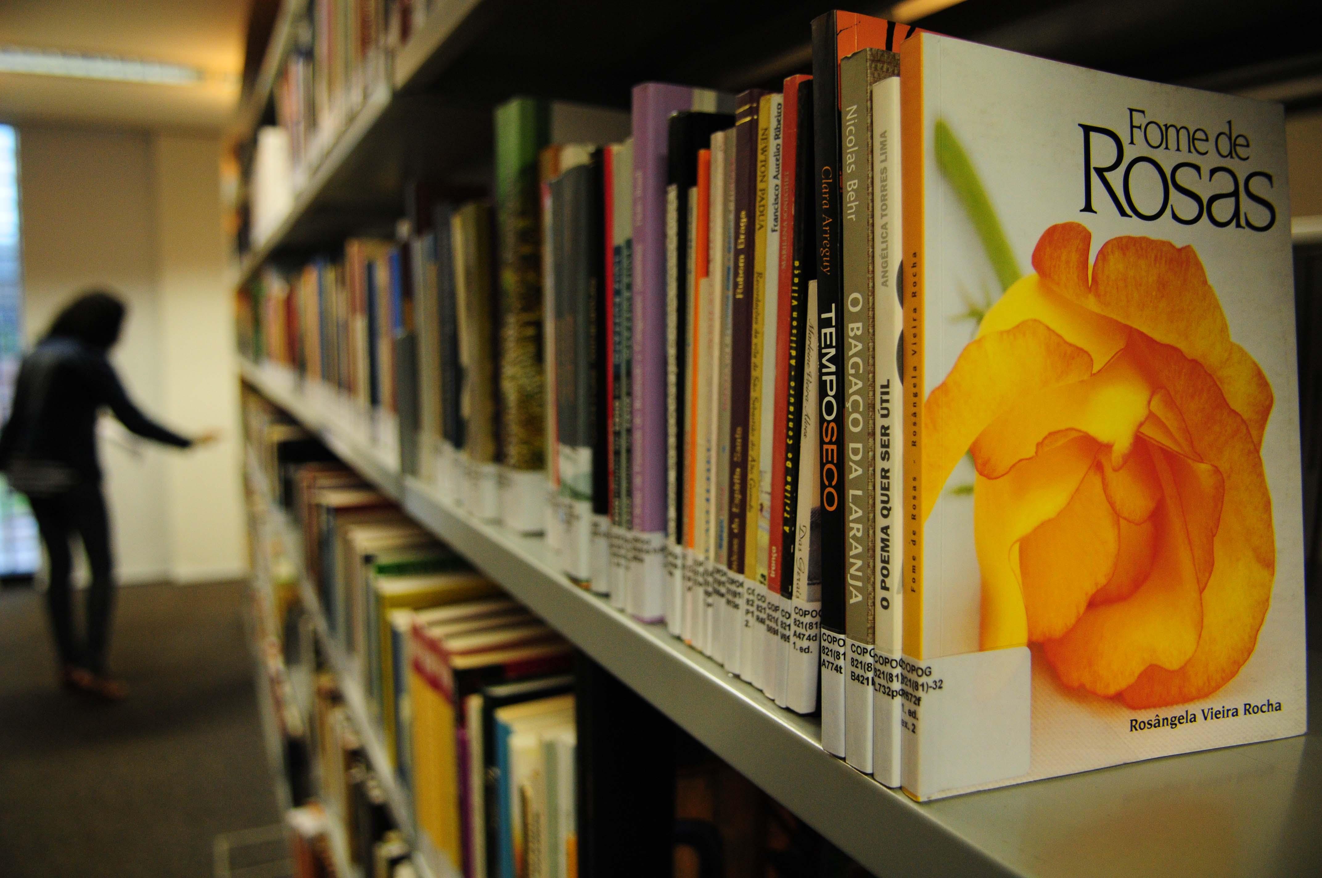 Educação - livros - biblioteca leitura