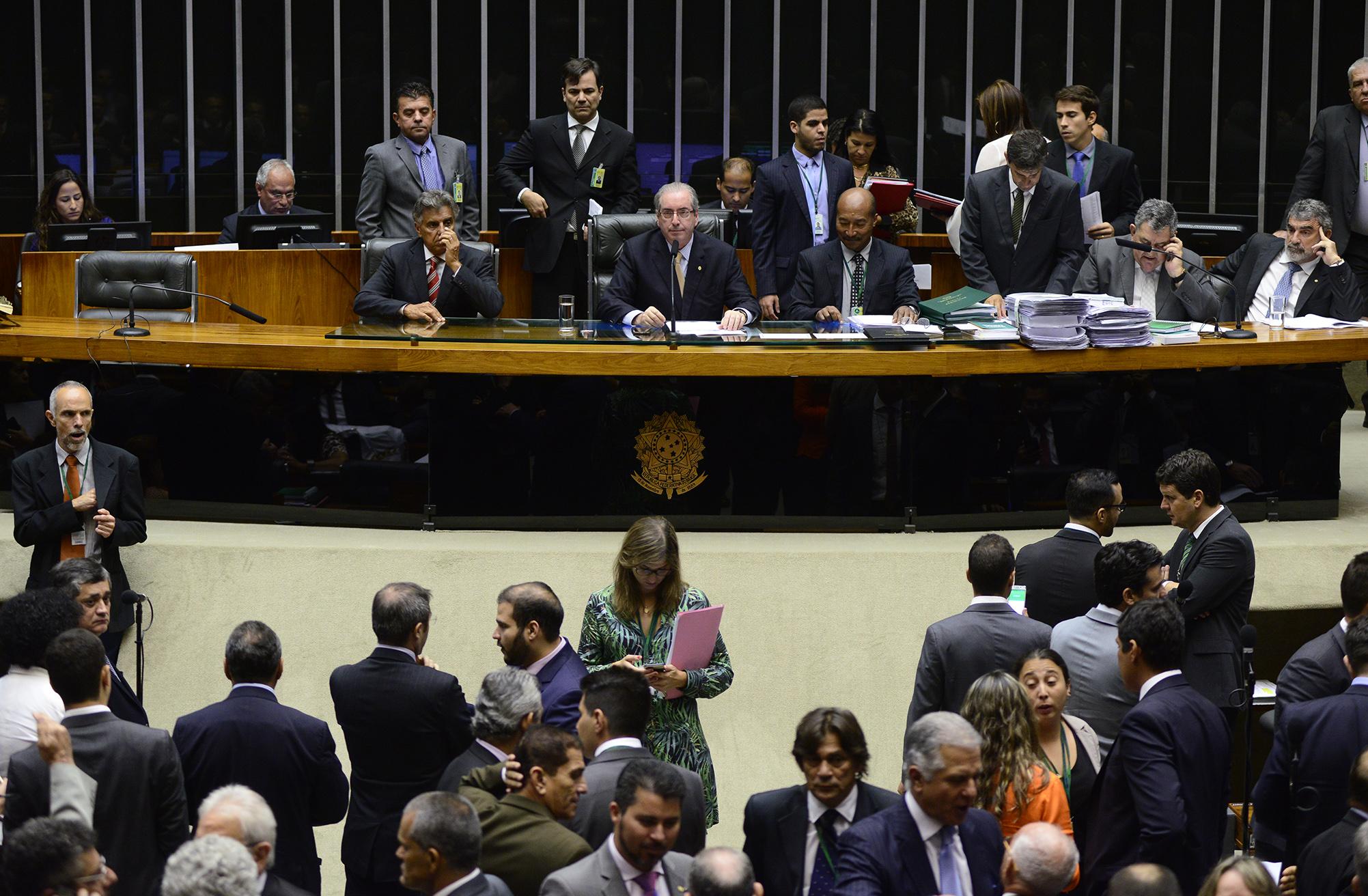Primeira sessão extraordinária de votações de 2016 - Medida Provisória 692/15, que aumenta o imposto sobre ganho de capital devido por pessoas físicas sobre grandes valores