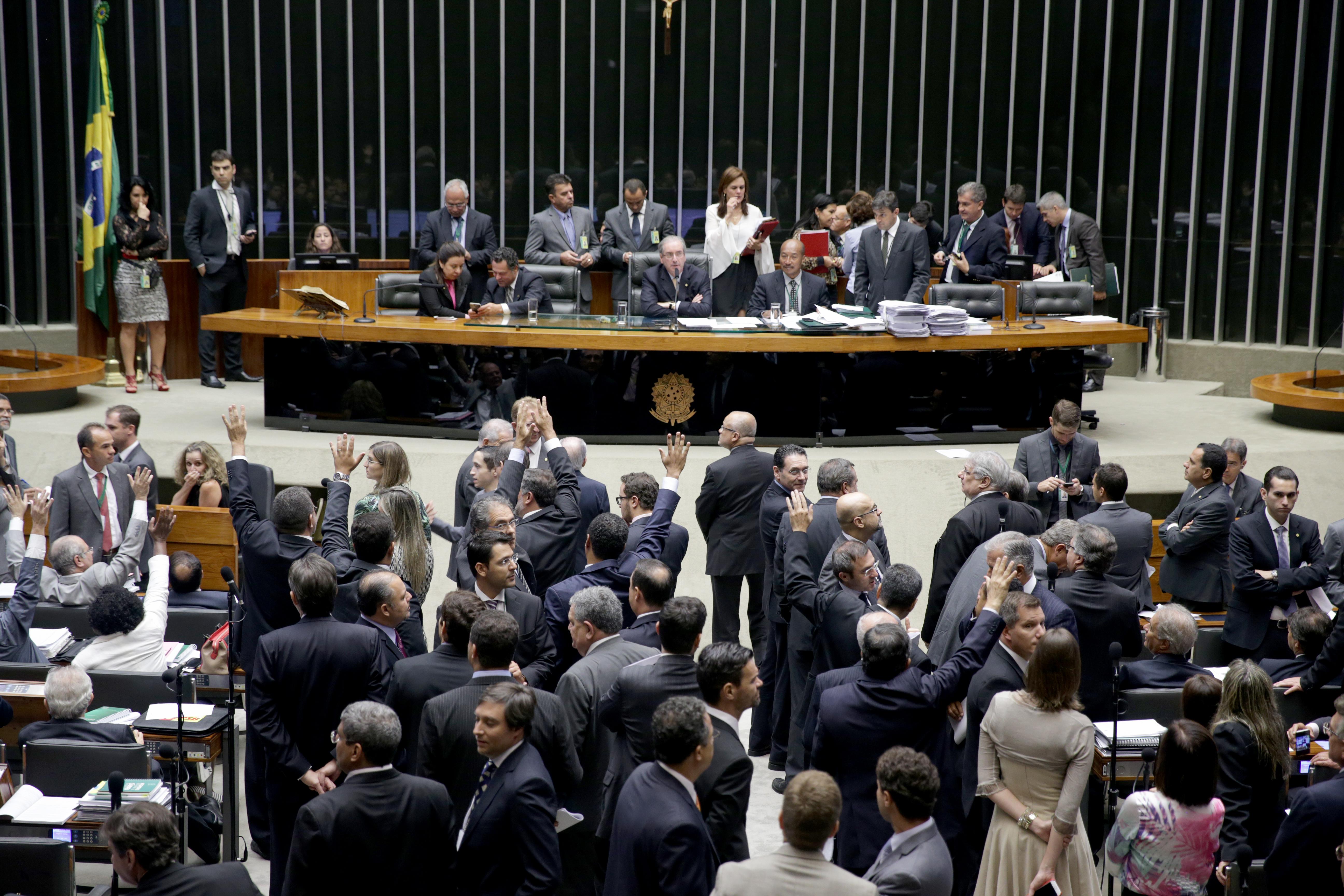 Votações em Plenário - Ordem do Dia