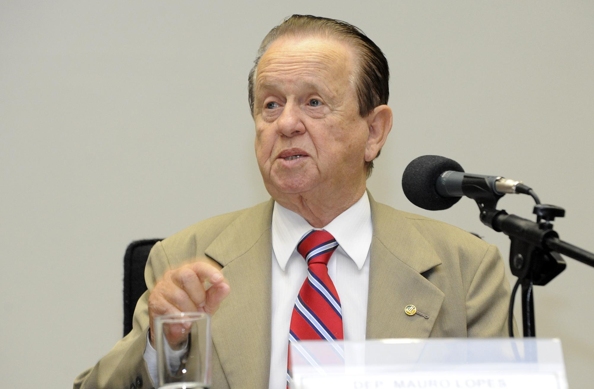 Seminário. Dep. Mauro Lopes (PMDB-MG)