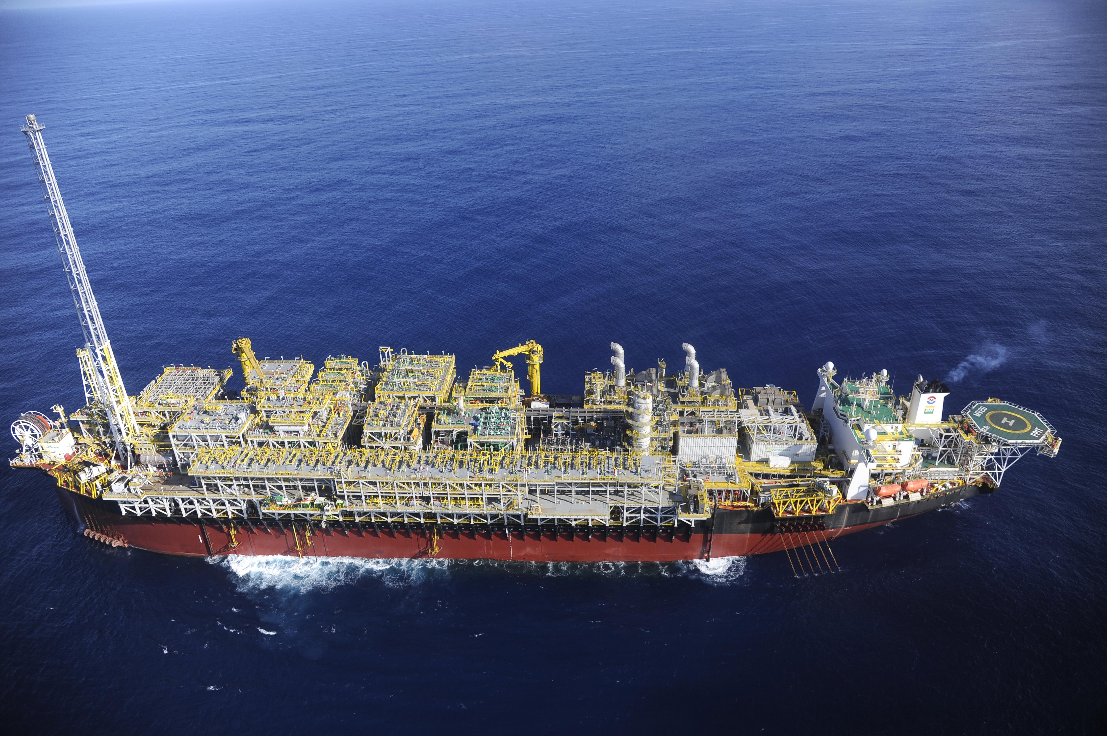Energia - petrobras - pré-sal exploração petróleo combustível