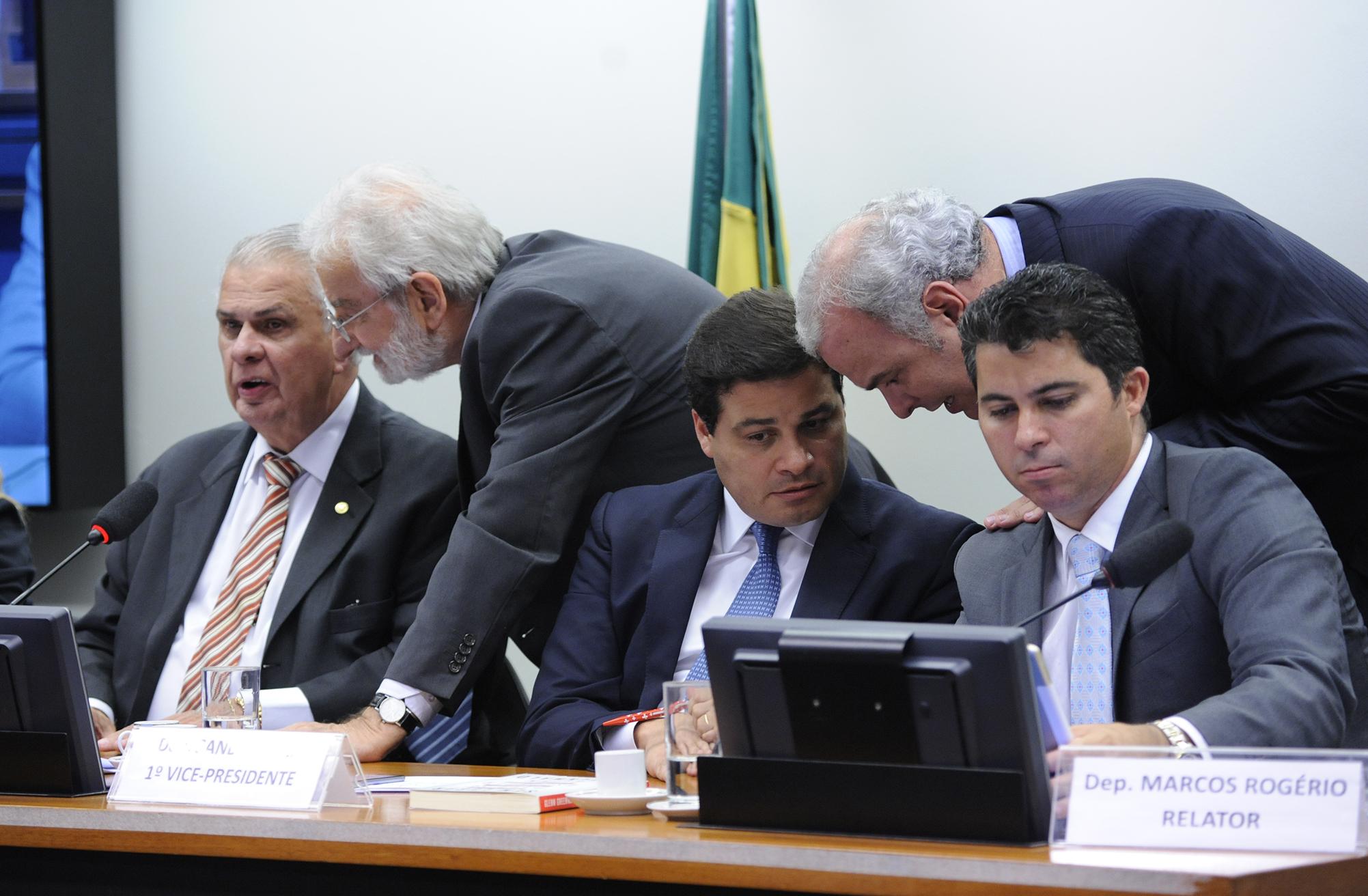 Reunião para continuação da apreciação do parecer preliminar do dep. Marcos Rogério (PDT-RO), relator do Processo nº 01/15, referente à representação nº 01/15, do PSOL e REDE, em desfavor do dep. Eduardo Cunha (PMDB-RJ)