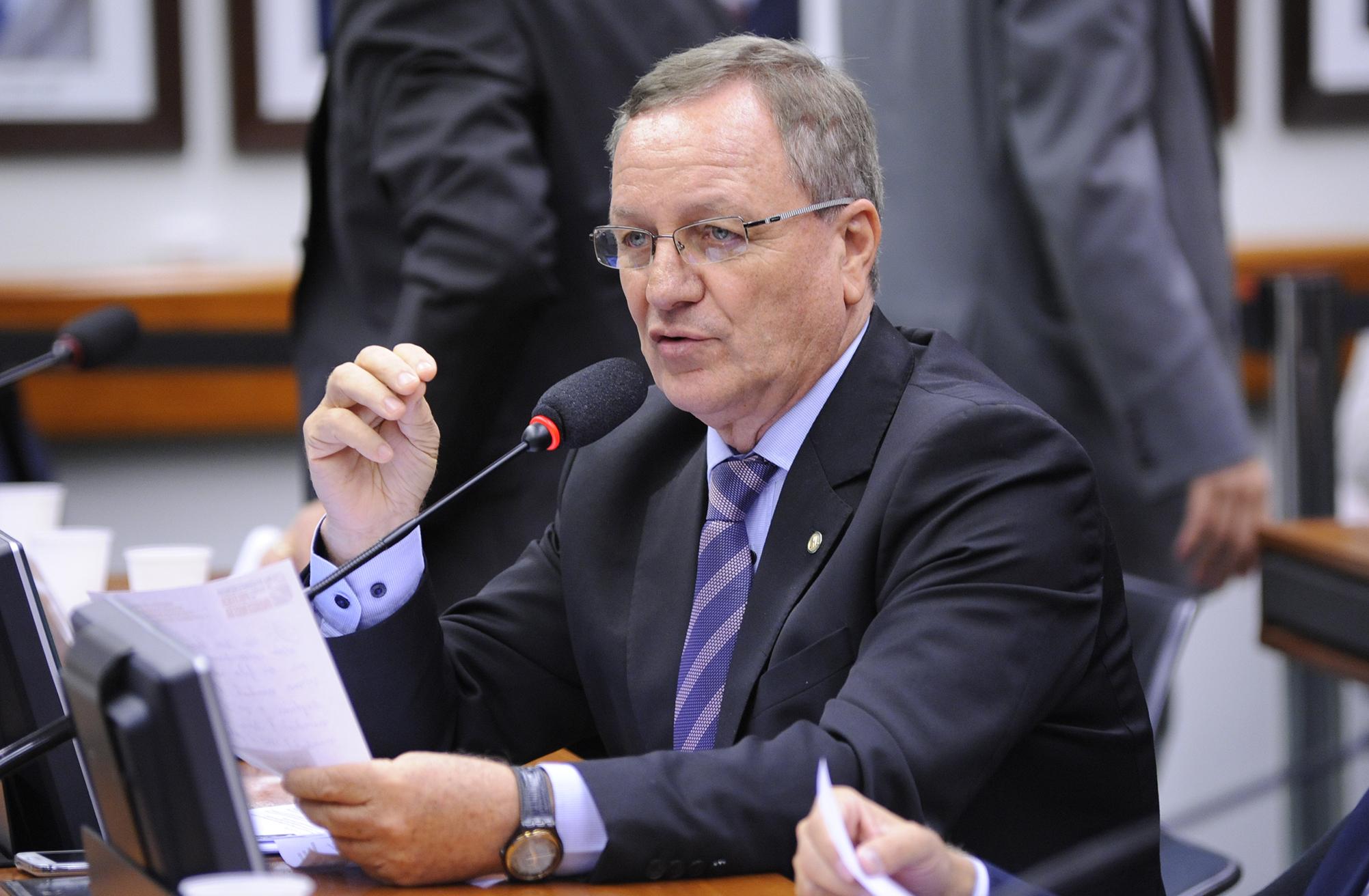 Audiência Pública e Reunião Ordinária. Dep. Valdir Colatto (PMDB-SC)
