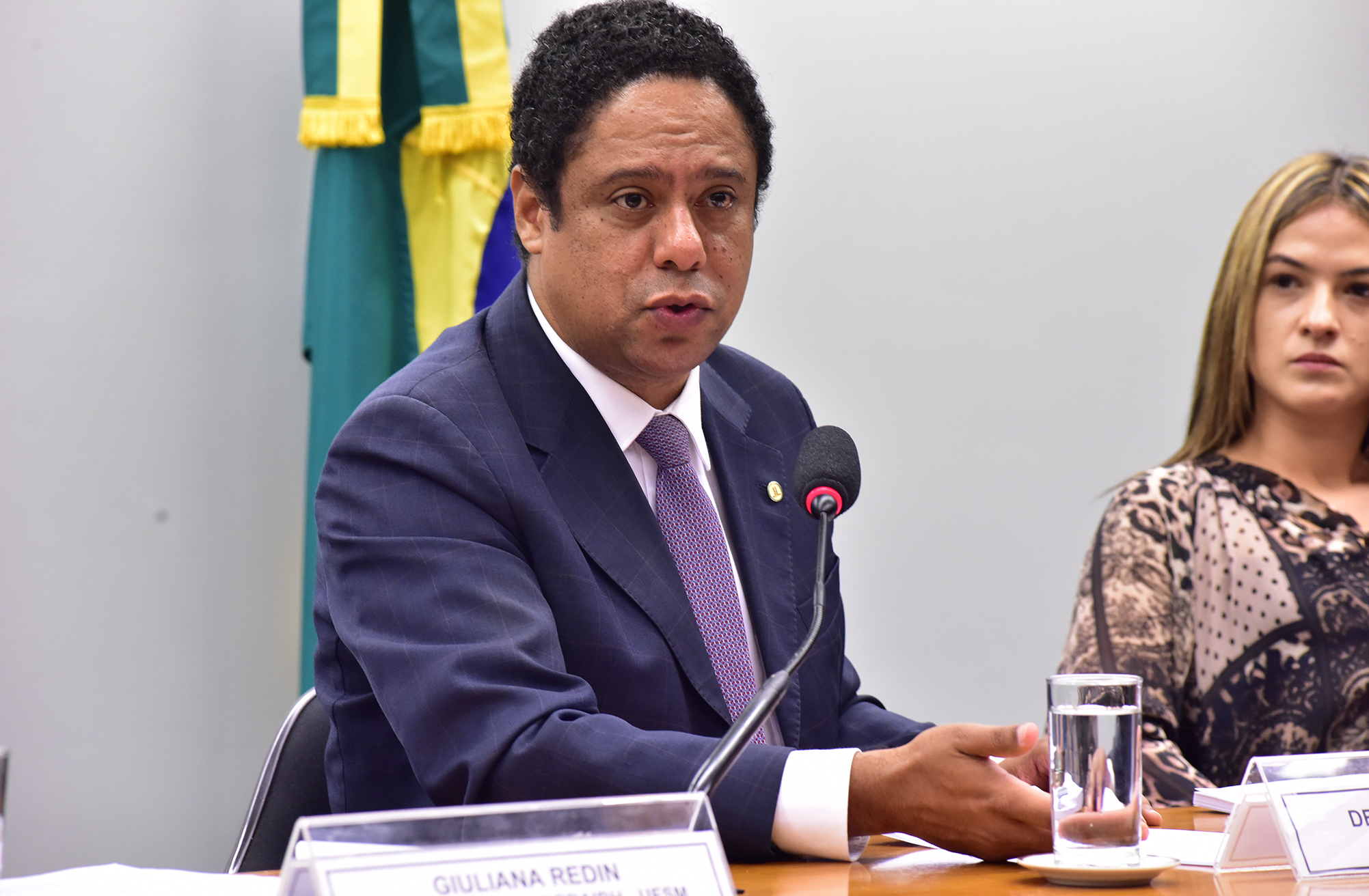 Audiência Pública. Dep. Orlando Silva (PCdoB-SP)