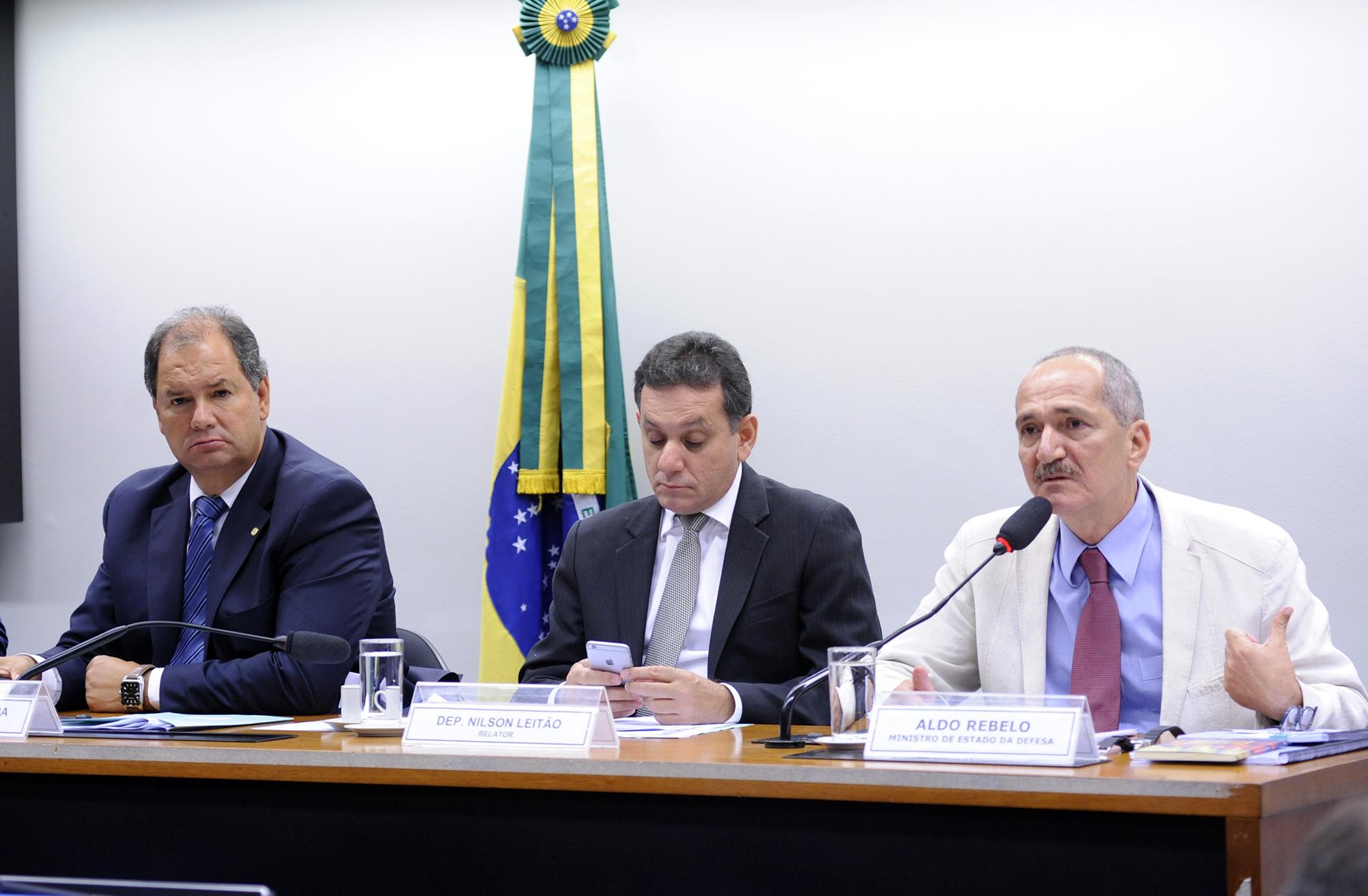 Audiência pública sobre atuação das Forças Armadas em áreas indígenas e em zonas de conflito agrário, como no Pará e na Bahia