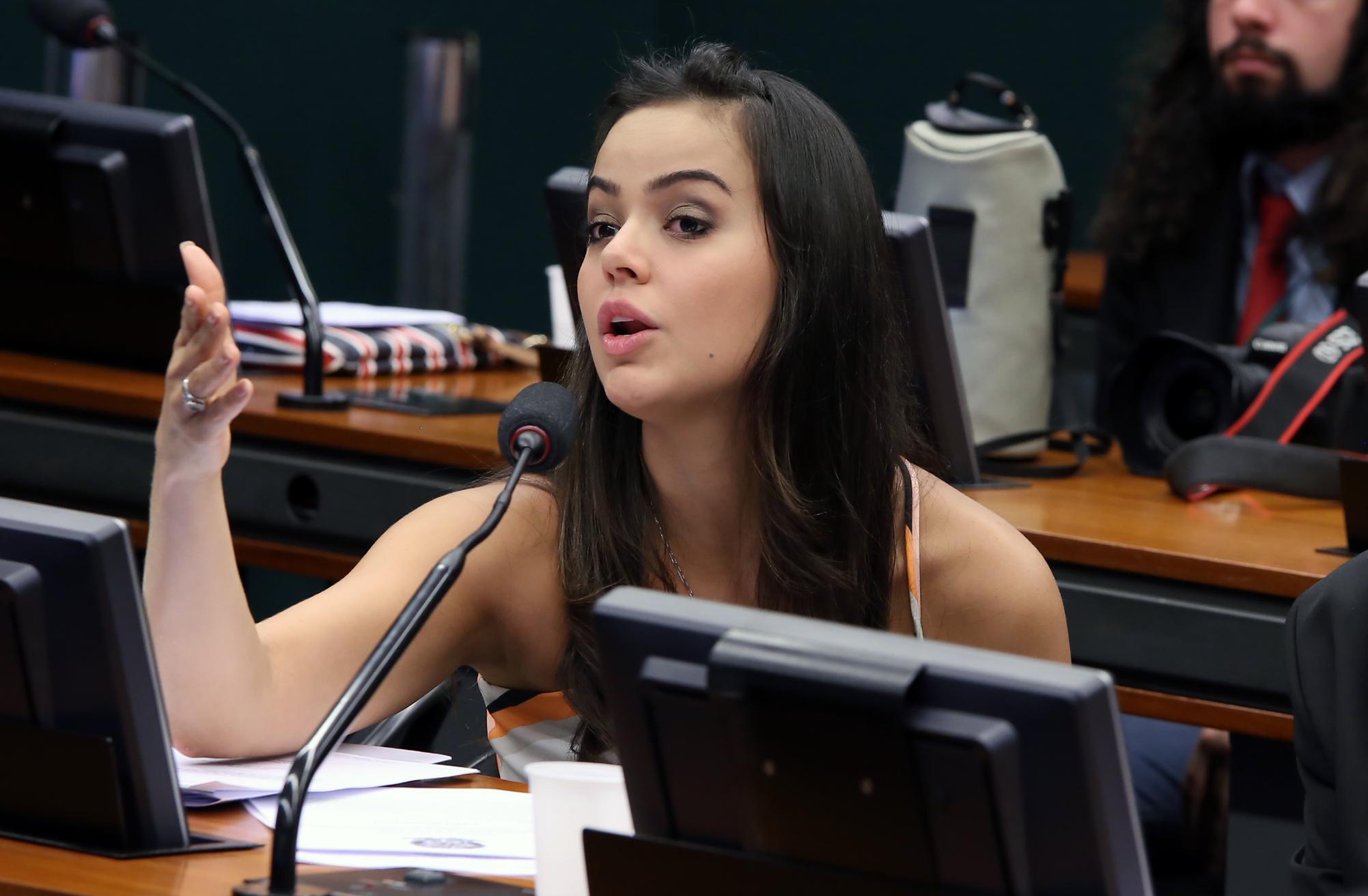 Audiência Pública para tomada de depoimento do professor universitário e ex-presidente da FUNAI, Mércio Pereira Gomes. Dep. Shéridan (PSDB - RR)