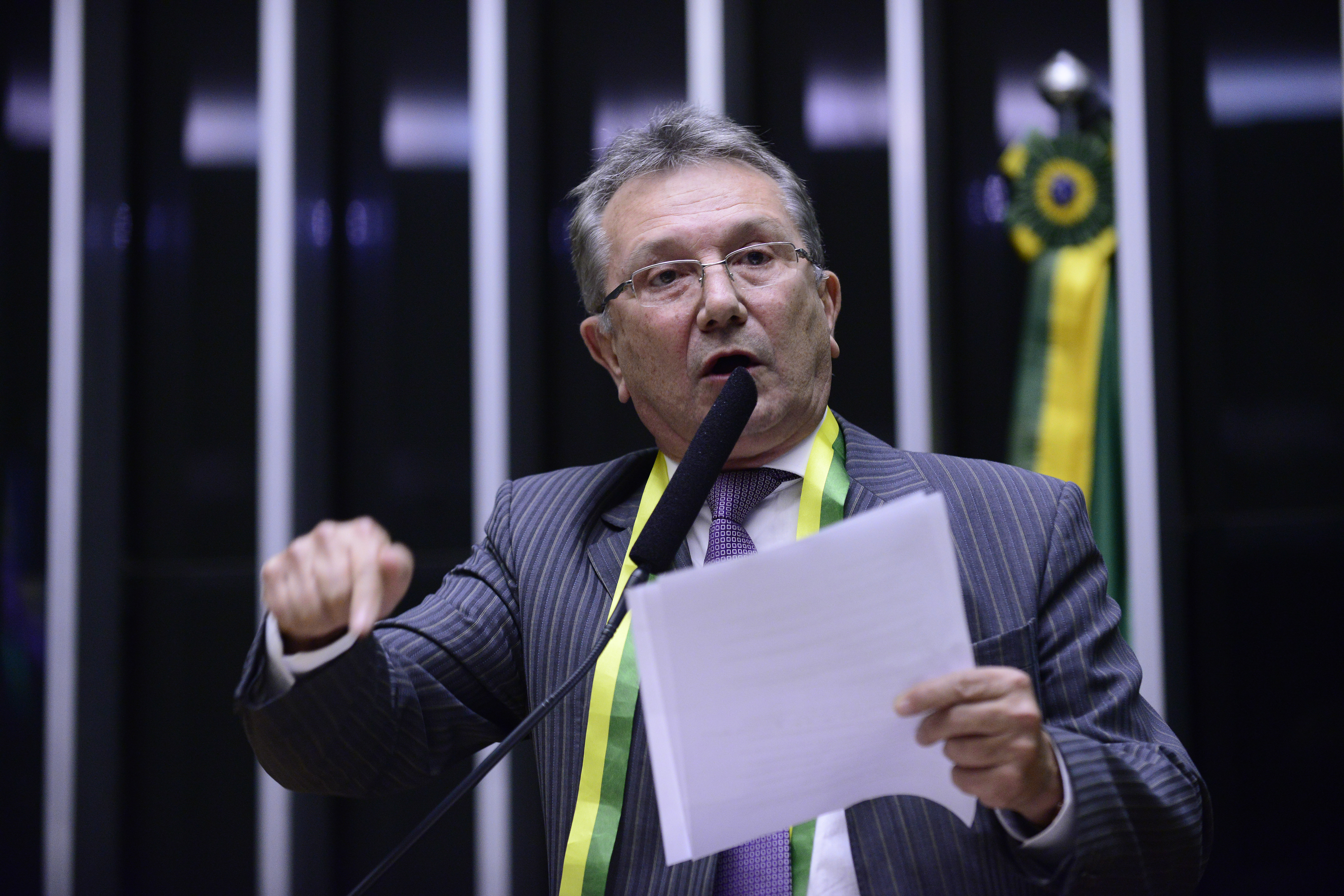 Dep. Luiz Carlos Busato - PTB/RS