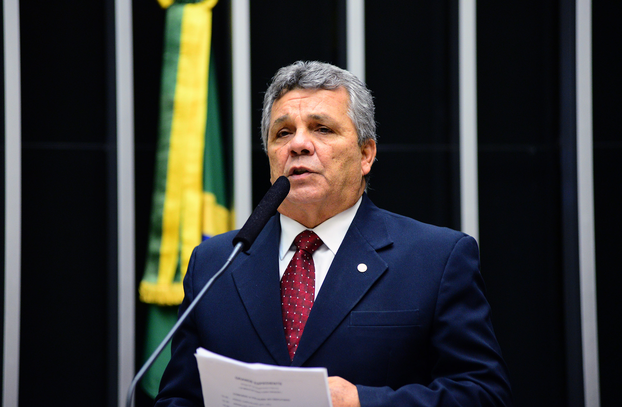 Grande Expediente dep. Alberto Fraga (DEM-DF)