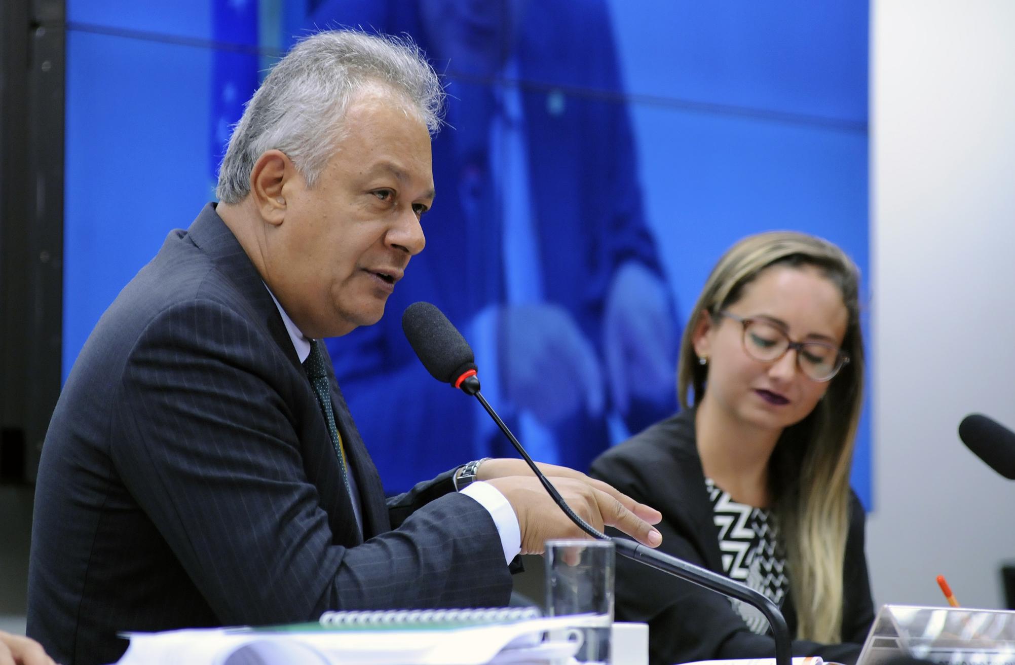 Audiência Pública e Reunião Ordinária. Delegado Edson Moreira (PR - MG)
