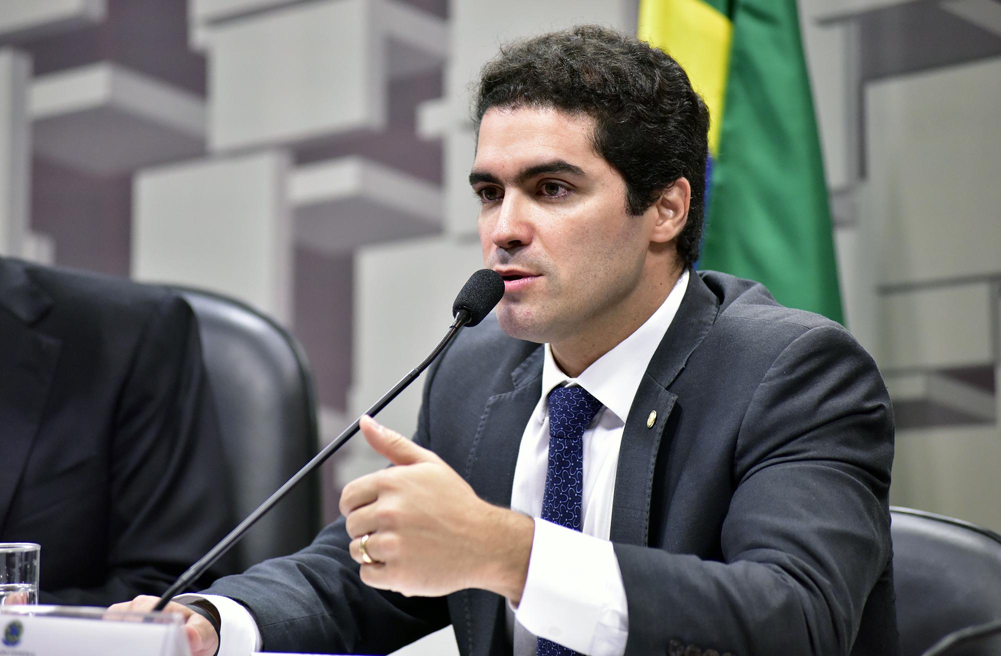 Votação relatório final da MP 712/2016, que dispõe sobre medidas de vigilância em saúde relacionadas ao mosquito transmissor da dengue, chikungunya e zika. Dep. Newton Cardoso Junior (PMDB - MG)