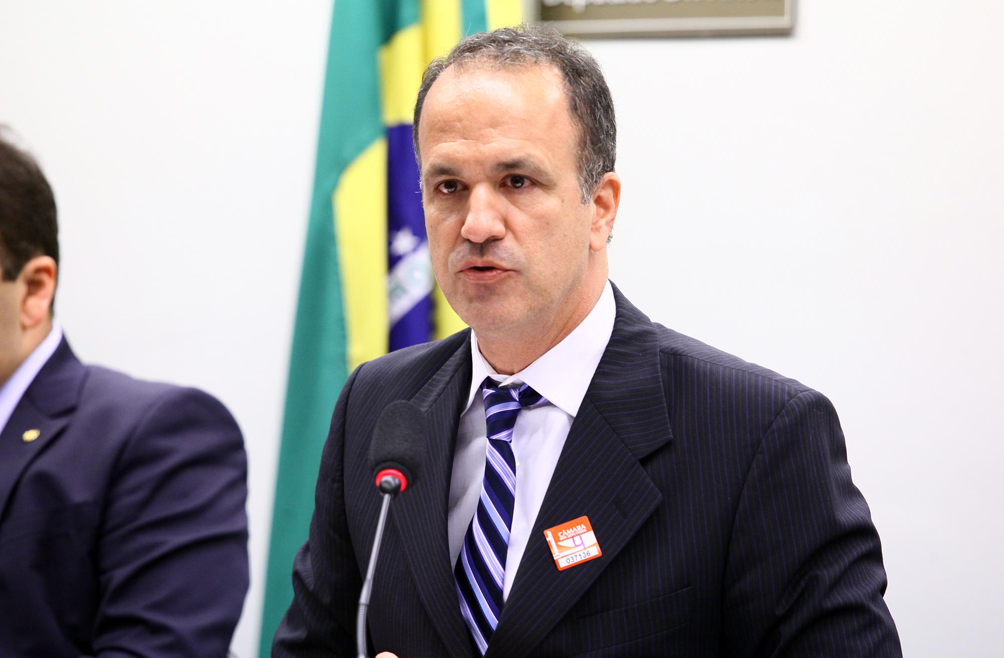Audiência Pública. Procurador Regional da República da 1ª Região, Guilherme Schelb