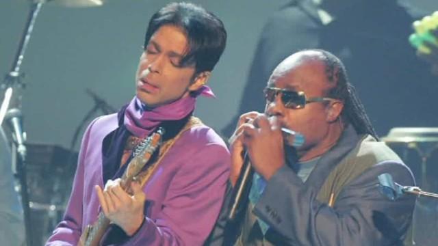 Stevie Wonder e Prince