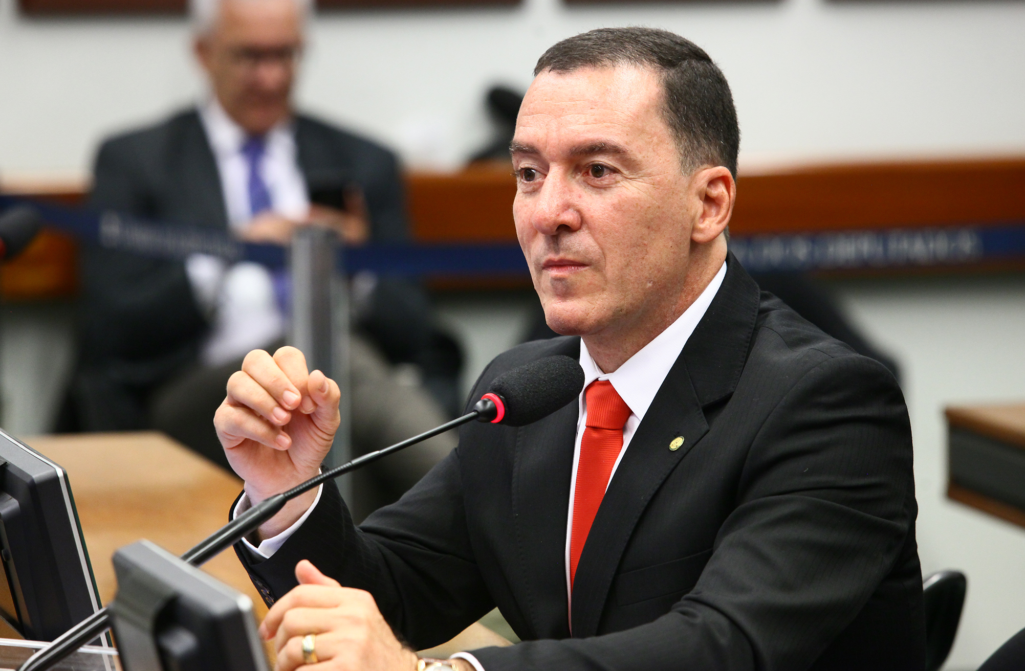 Audiência Pública e Reunião Ordinária. Dep. Vinicius Carvalho (PRB-SP)
