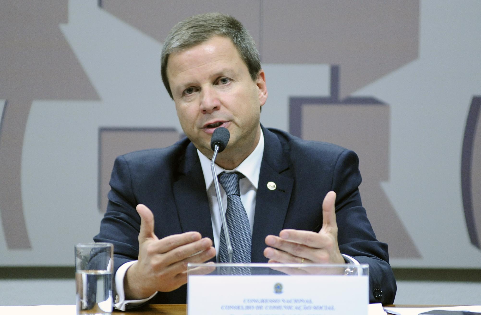 Reunião Ordinária. Presidente do Conselho Federal da OAB, Claudio Lamachia