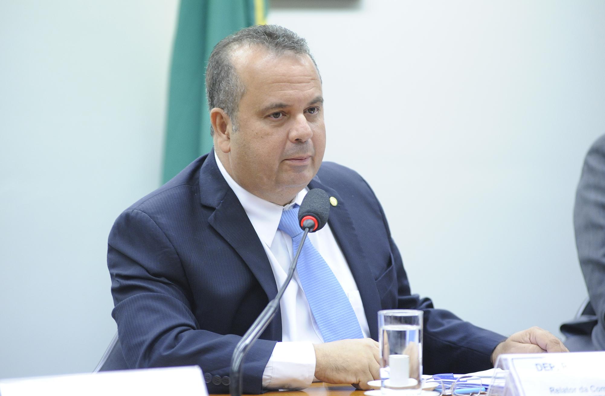 Audiência pública sobre o futebol de base no Brasil. Dep. Rogerio Marinho (PSDB-RN)