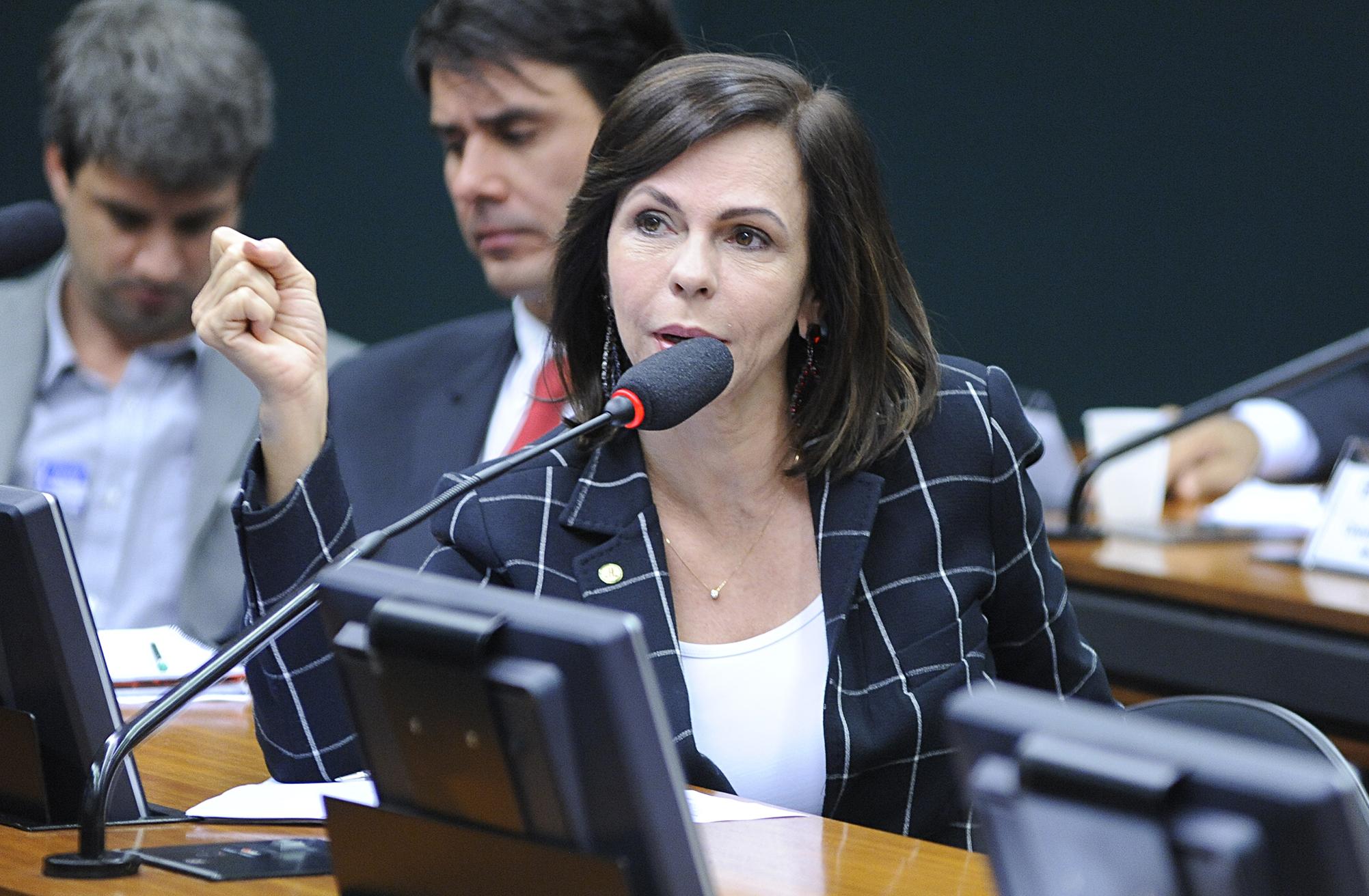Audiência pública sobre o futebol de base no Brasil. Dep. professora Dorinha Seabra Rezende (DEM-TO)