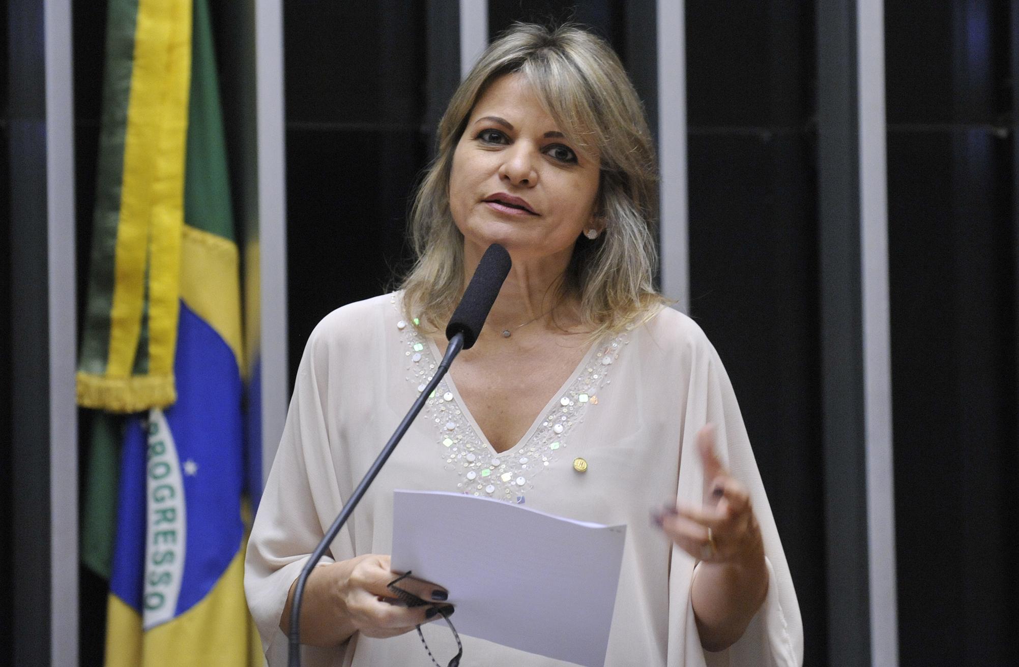 Comemoração ao Dia Mundial de Conscientização da Violência Contra a Pessoa Idosa. Dep. Flávia Morais (PDT-GO)