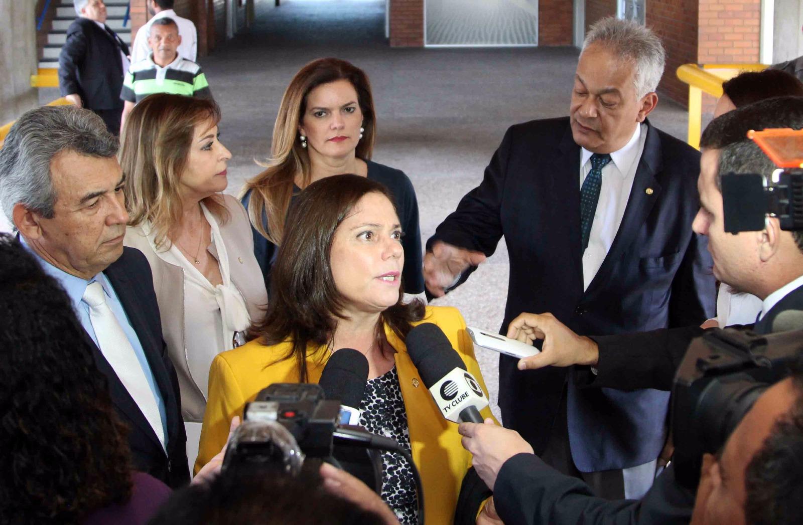 Soraya Santos: comissão vai lutar para que projetos de combate ao estupro tramitem de forma célere no Congresso (Foto: Raul Lino Neto)