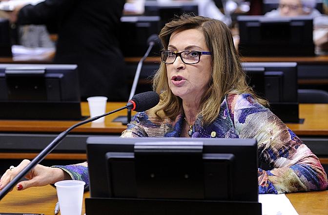 Deputada Dâmina Pereira
