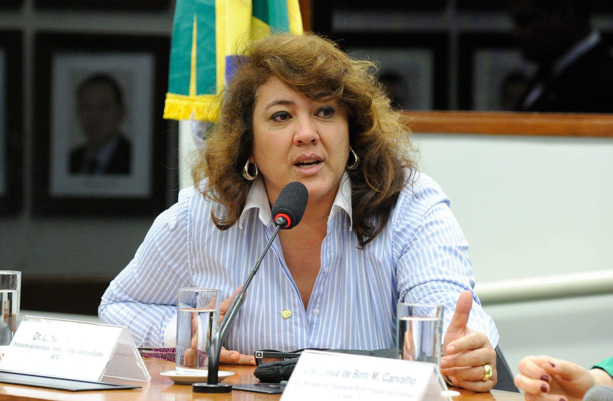 Deputados A - C/ Deputada Christiane de Souza Yared