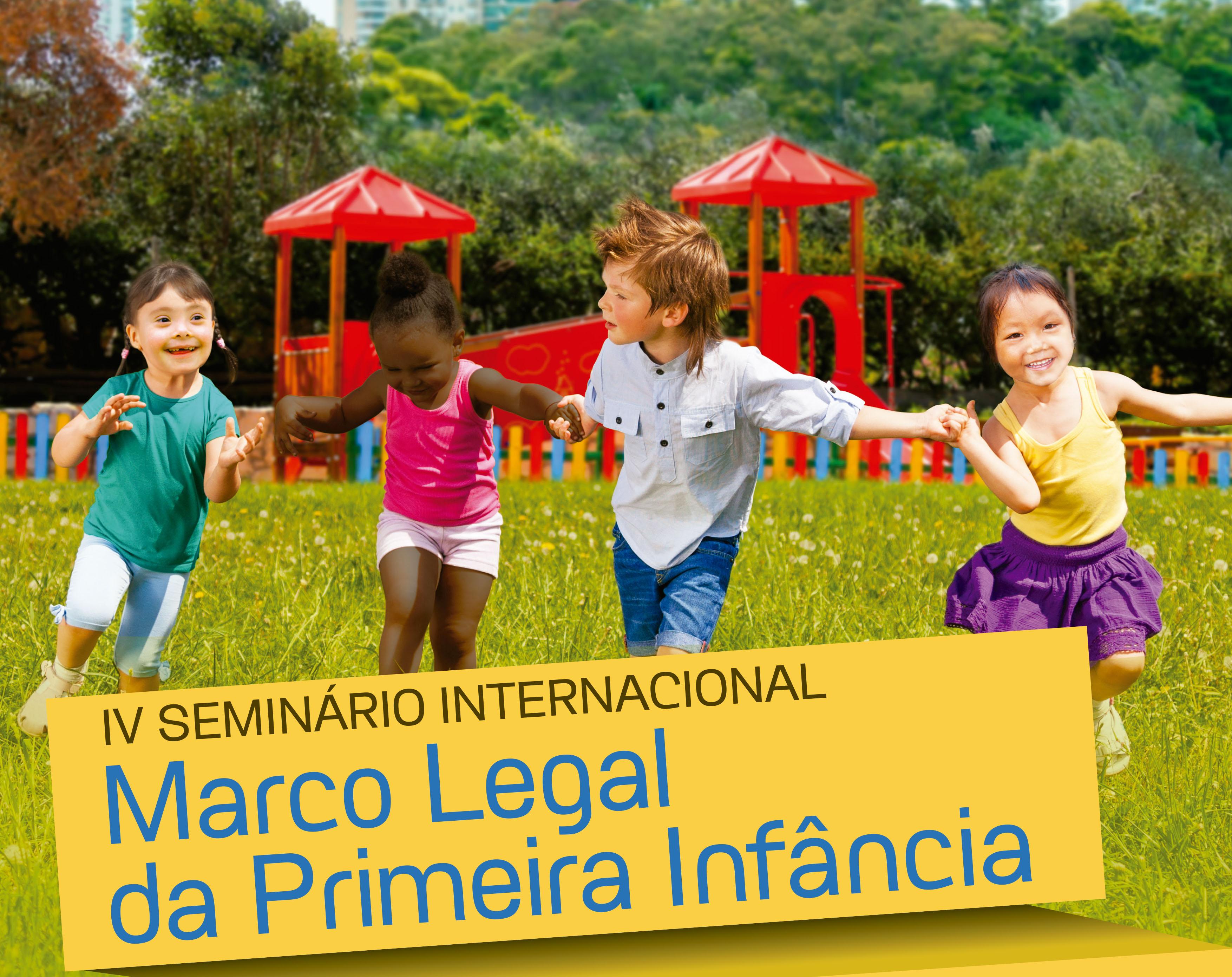 Direitos Humanos  - criança - primeira infância seminário