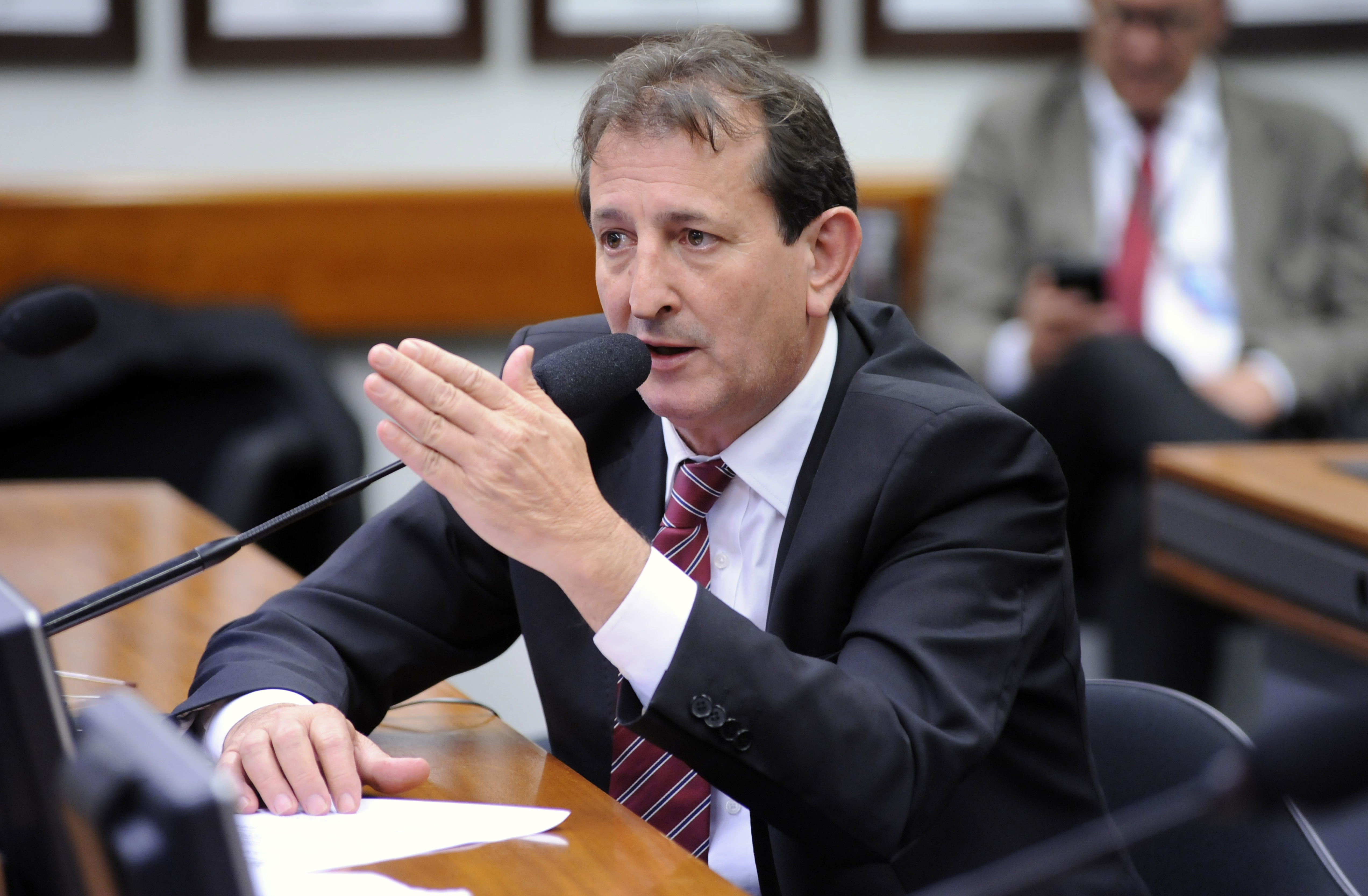 Audiência pública e reunião ordinária sobre os tratados e acordos internacionais, acerca da defesa vegetal, firmados pelo Brasil. Dep. Nilto Tatto (PT - SP)
