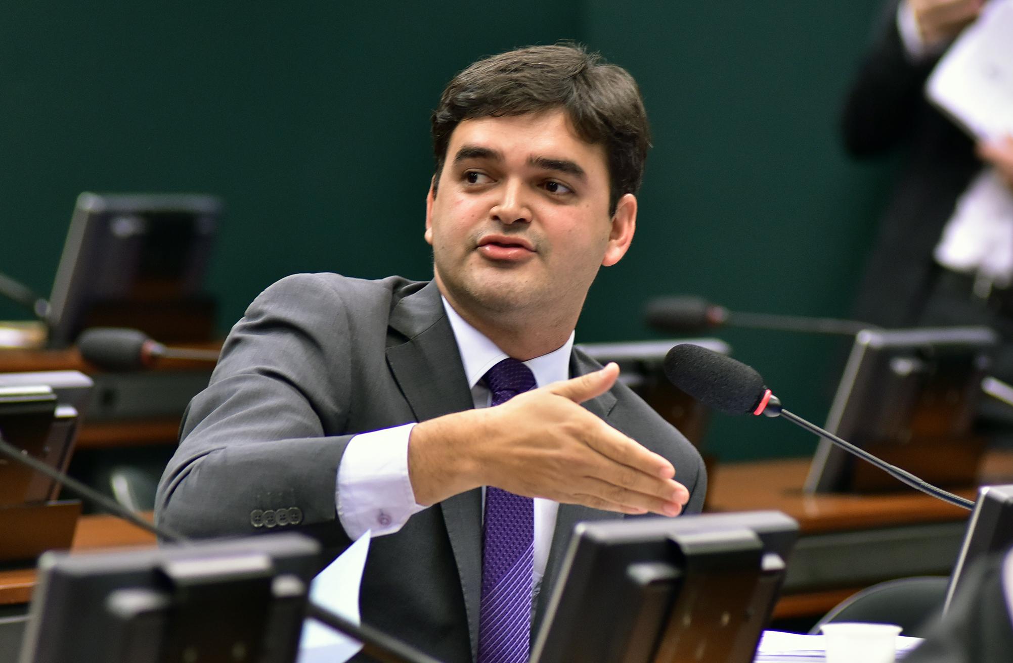 Reunião Extraordinária. Dep. Rubens Pereira Júnior (PCdoB - MA)