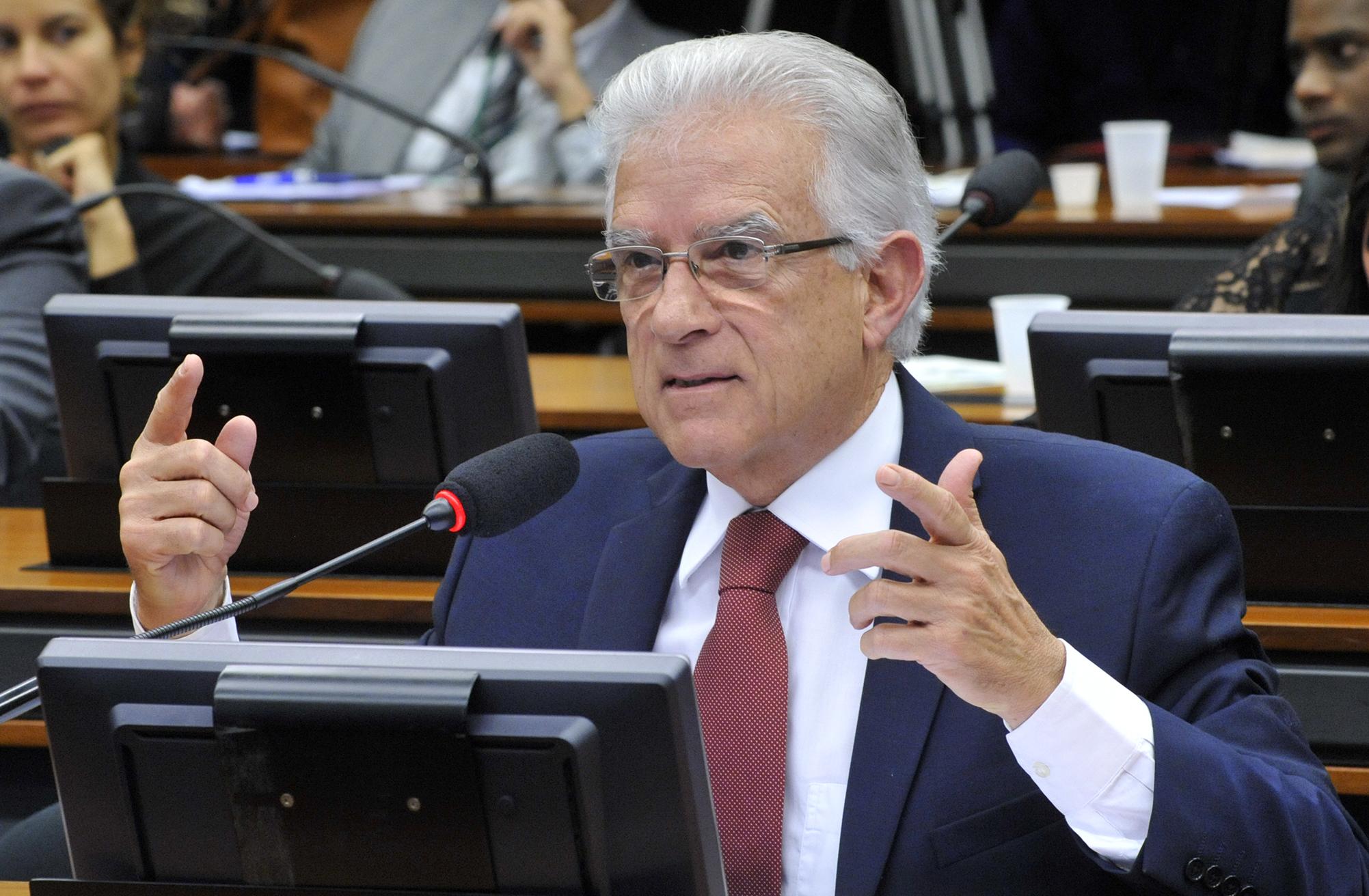 Audiência pública da comissão que discute o PL 4850/16, que estabelece Medidas contra a Corrupção. Dep. Rubens Bueno (PPS-PR)