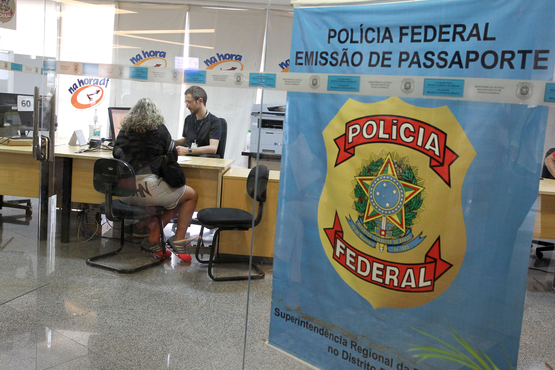Relações Exteriores - geral - passaportes Polícia Federal identificação exterior viagens turismo