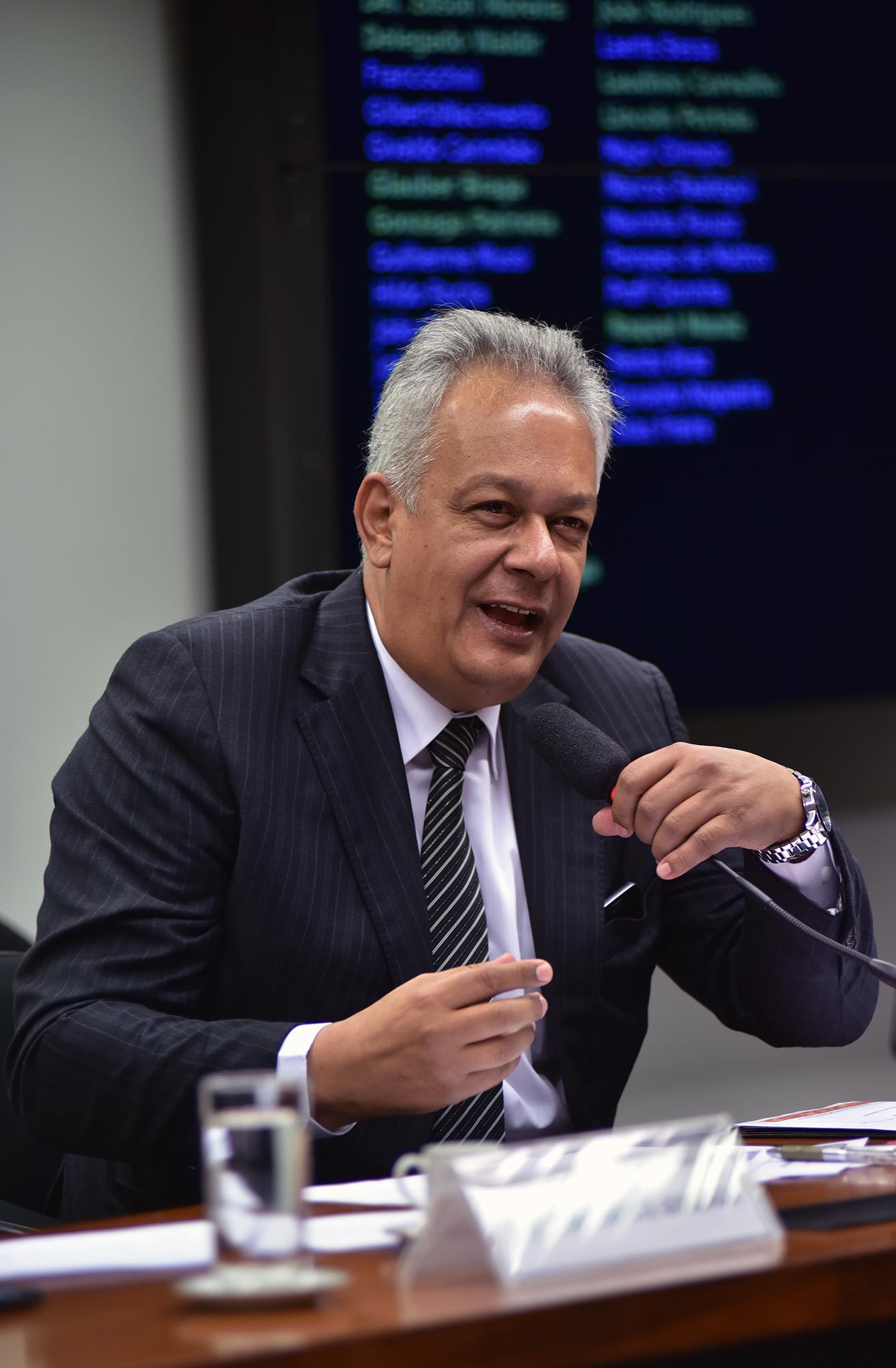 Audiência Pública e Reunião Ordinária. Dep. delegado Edson Moreira (PR - MG)