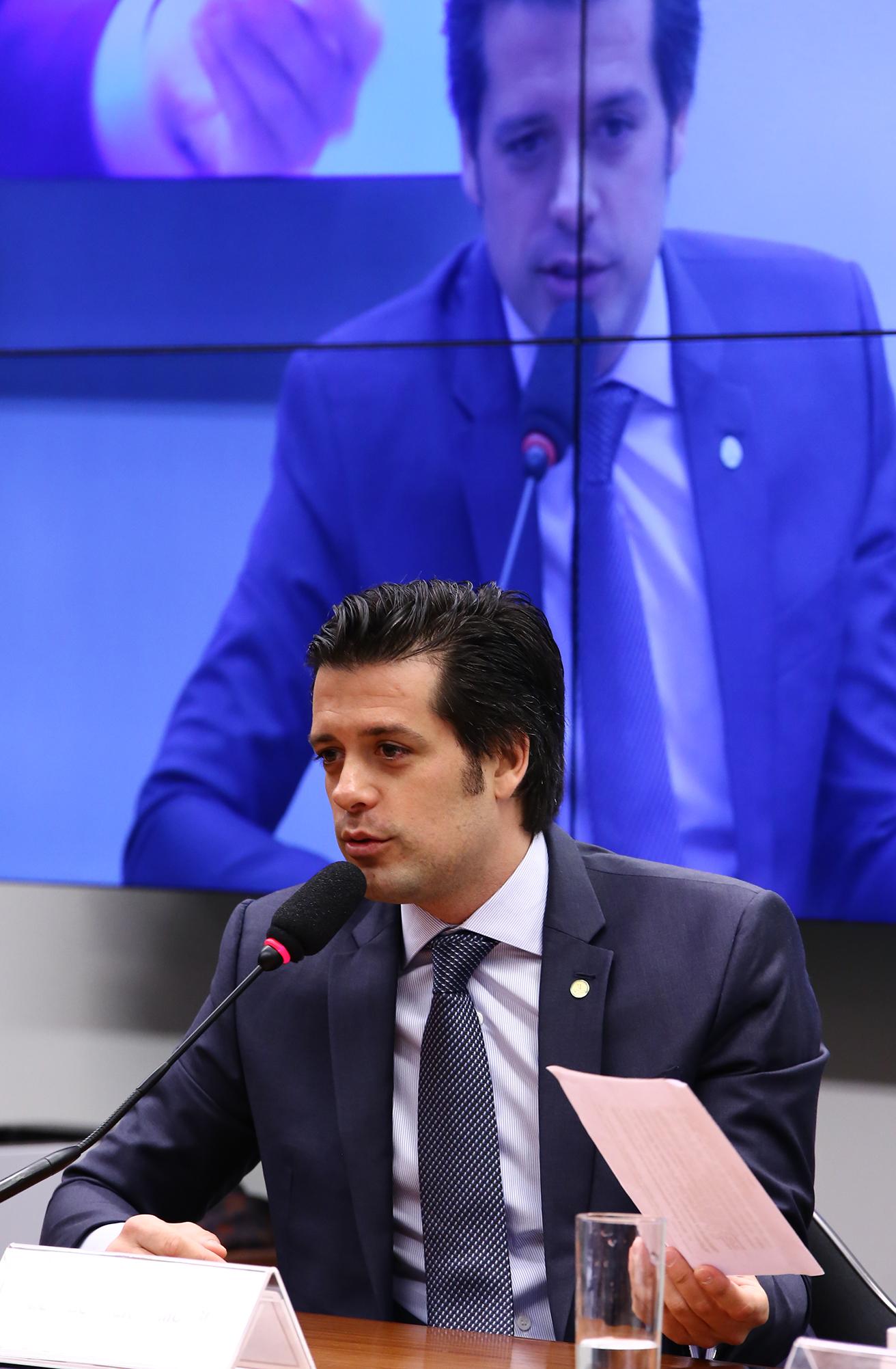 Reunião Ordinária. Dep. Guilherme Mussi (PP-SP)