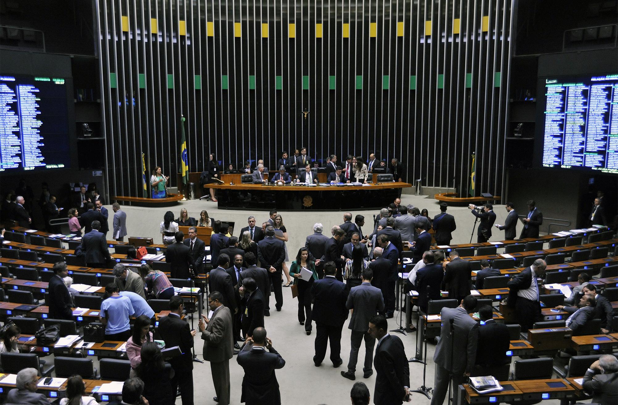 Votação do Projeto de Lei Complementar (PLP) 25/07,que muda regras do Simples Nacional