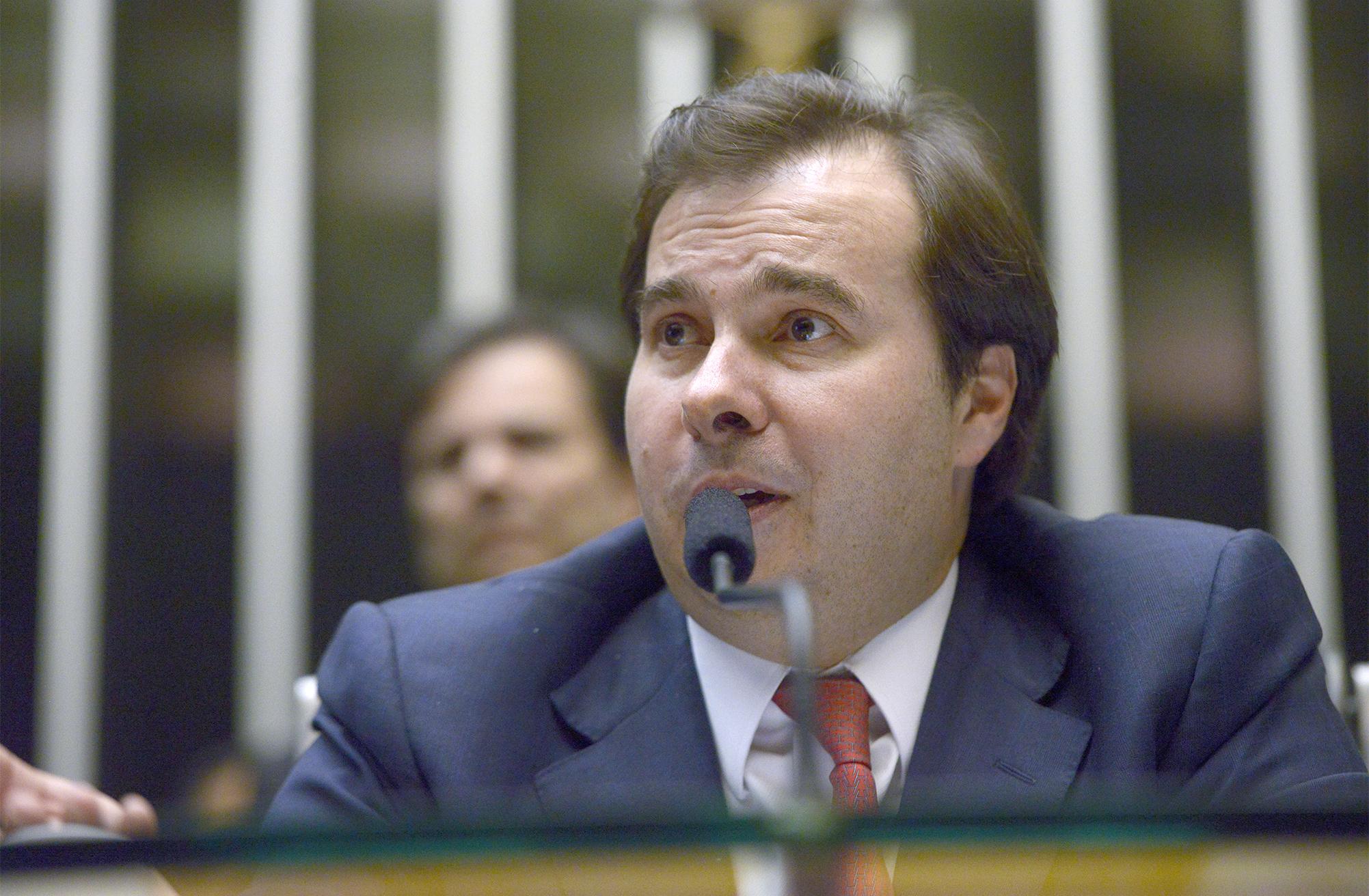 Ordem do dia. Presidente da Câmara dep. Rodrigo Maia (DEM-RJ)