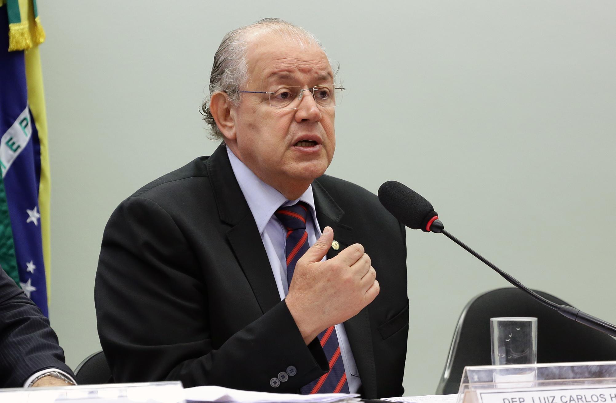 Reunião Ordinária e Audiência Pública. Dep. Luiz Carlos Hauly (PSDB - PR)