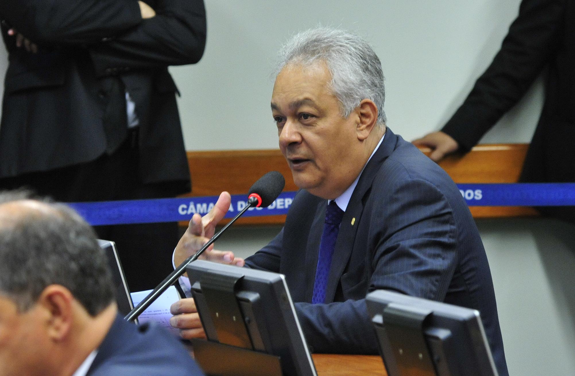 Reunião Ordinária. Dep. delegado Edson Moreira (PR-MG)