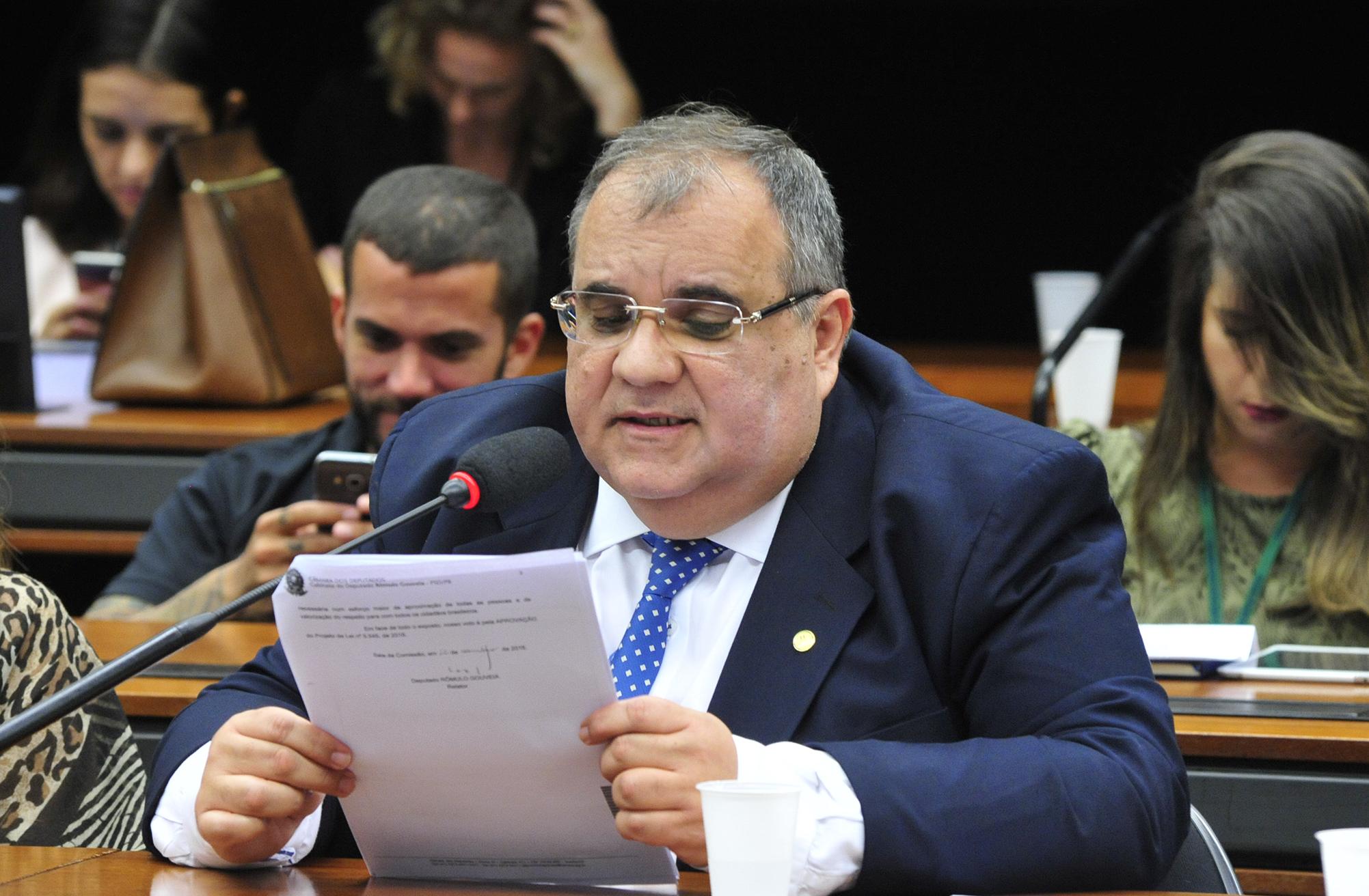 Reunião Ordinária. Dep. Rômulo Gouveia (PSD-PB)