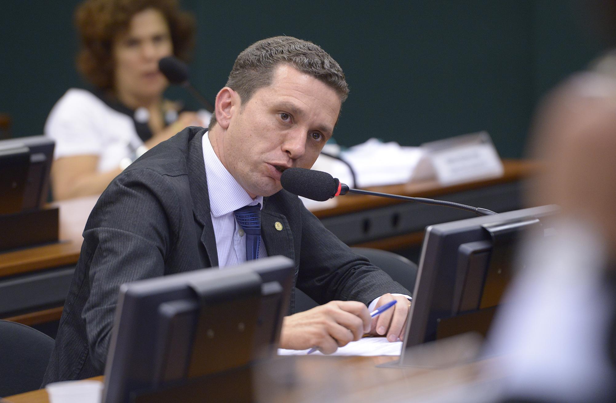 Audiência Pública. Dep. Fausto Pinato (PP-SP)