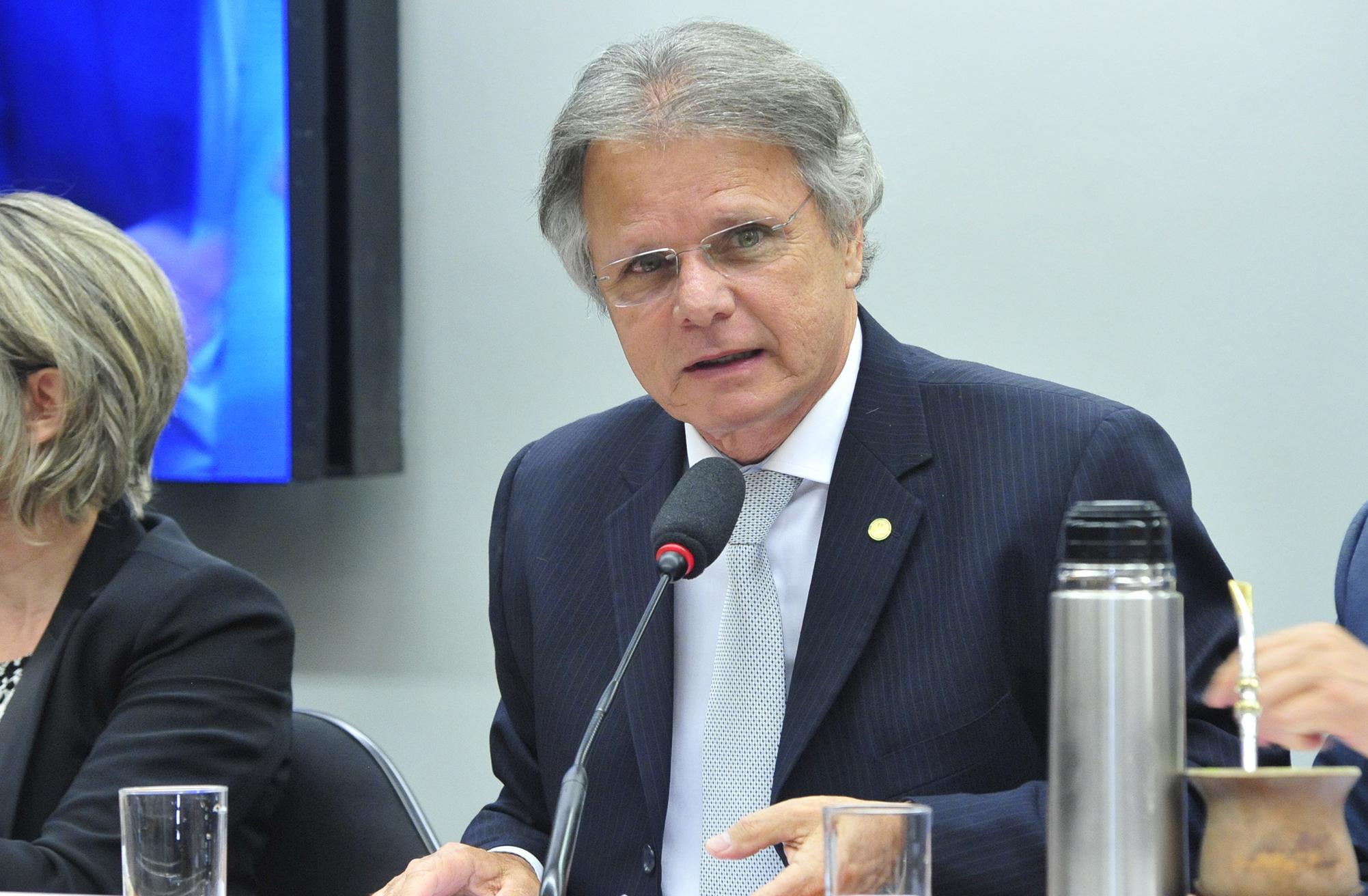 Audiência Pública. Dep. Vanderlei Macris (PSDB-MG)