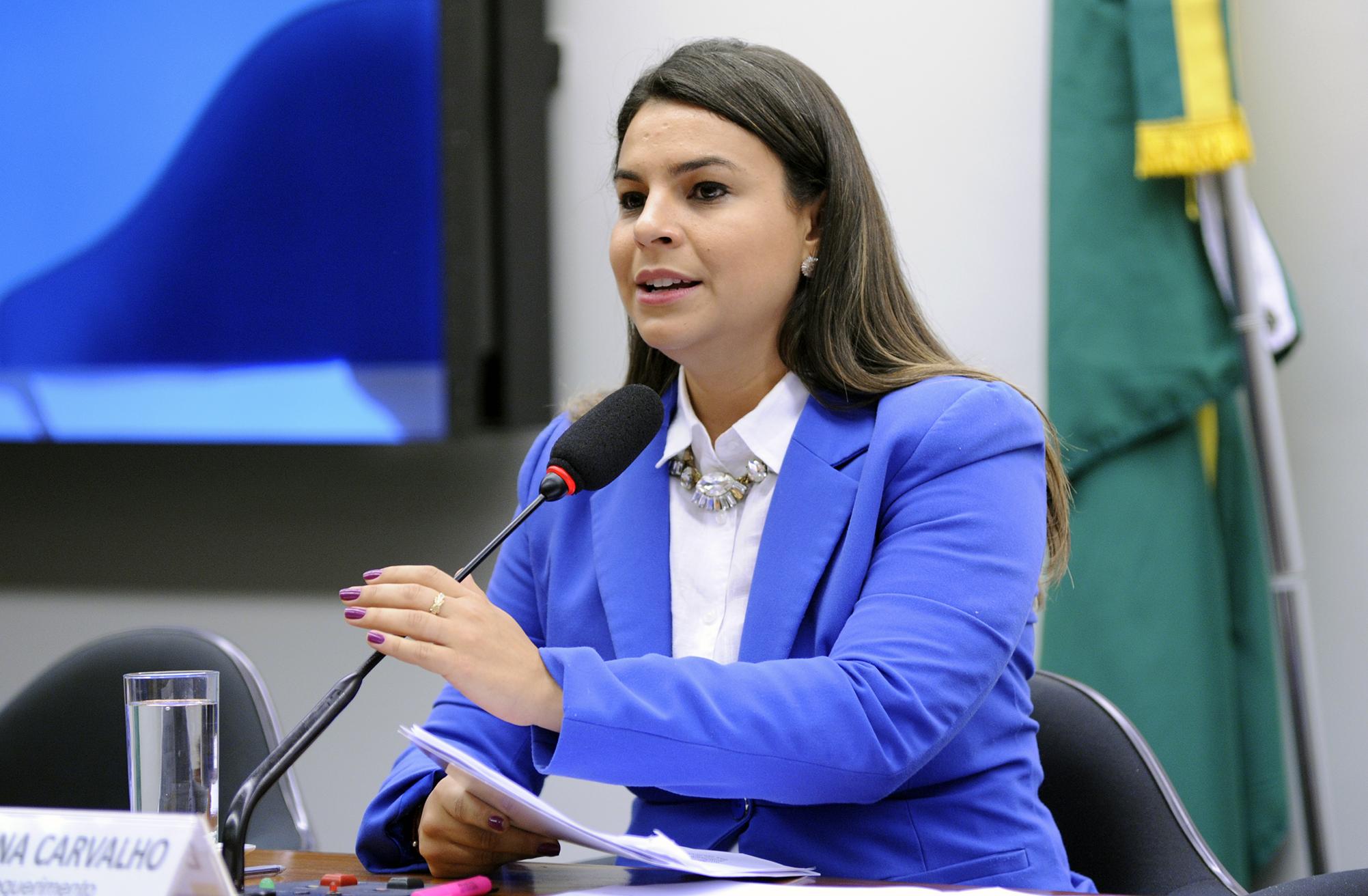 Audiência Pública sobre doenças raras, dificuldades no acesso ao tratamento e a judicialização sob a ótica do paciente. Dep. Mariana Carvalho (PSDB - RO)