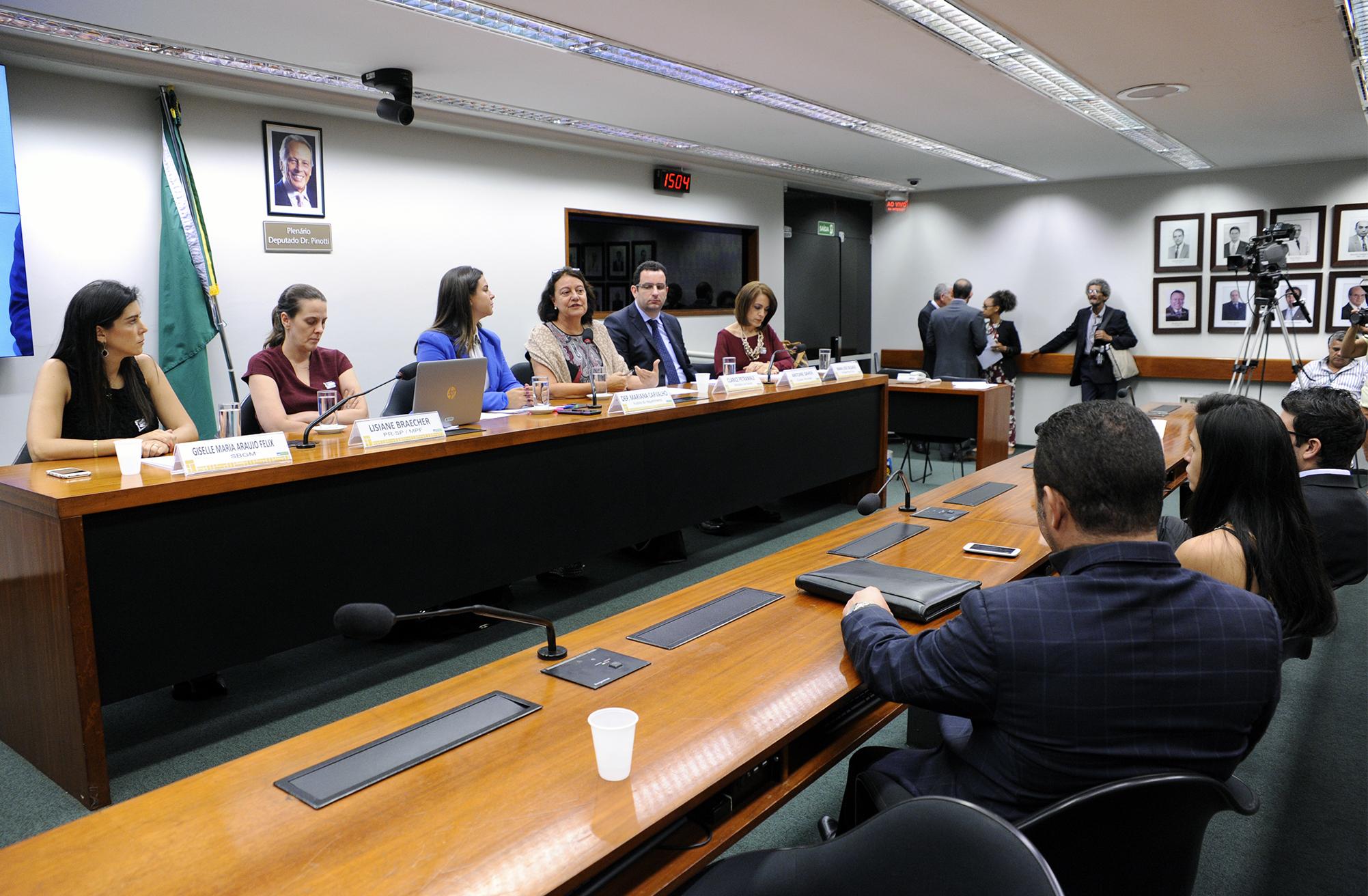 Audiência Pública sobre doenças raras, dificuldades no acesso ao tratamento e a judicialização sob a ótica do paciente
