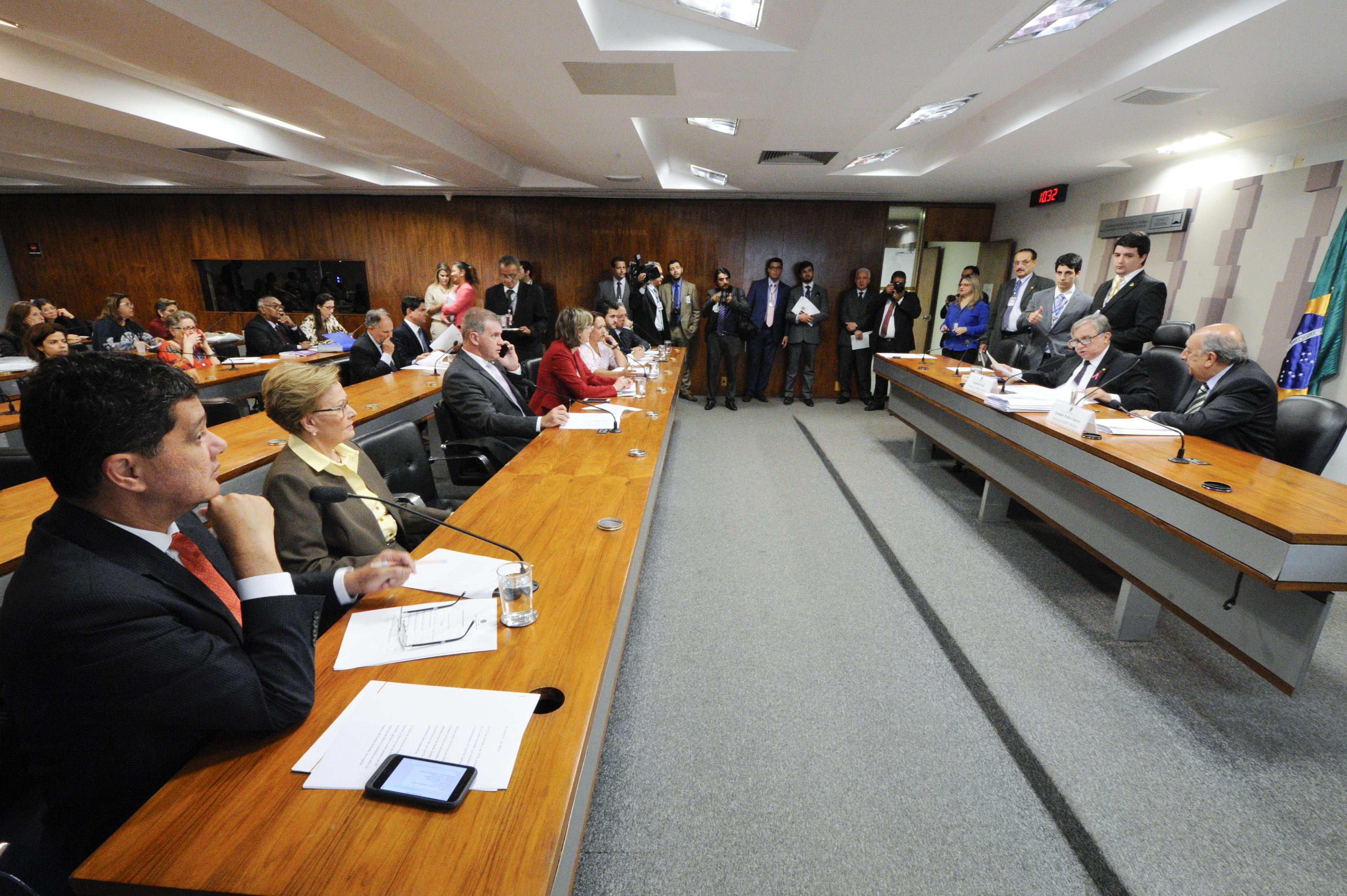 Reunião da Comissão Mista da MP da Reforma do Ensino Médio
