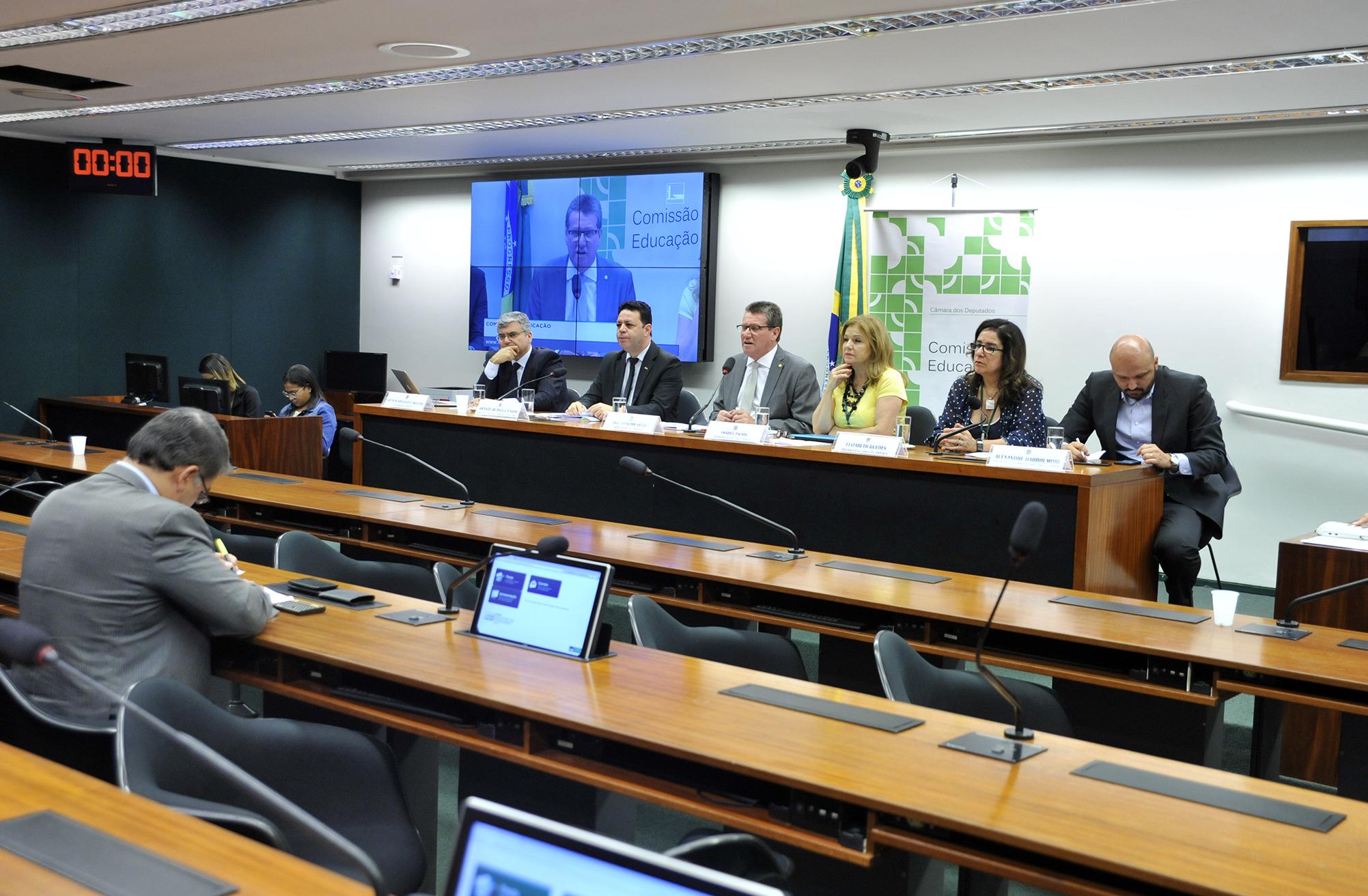Audiência pública sobre as fontes de Financiamentos para os Estudantes da Educação Superior Privada no País