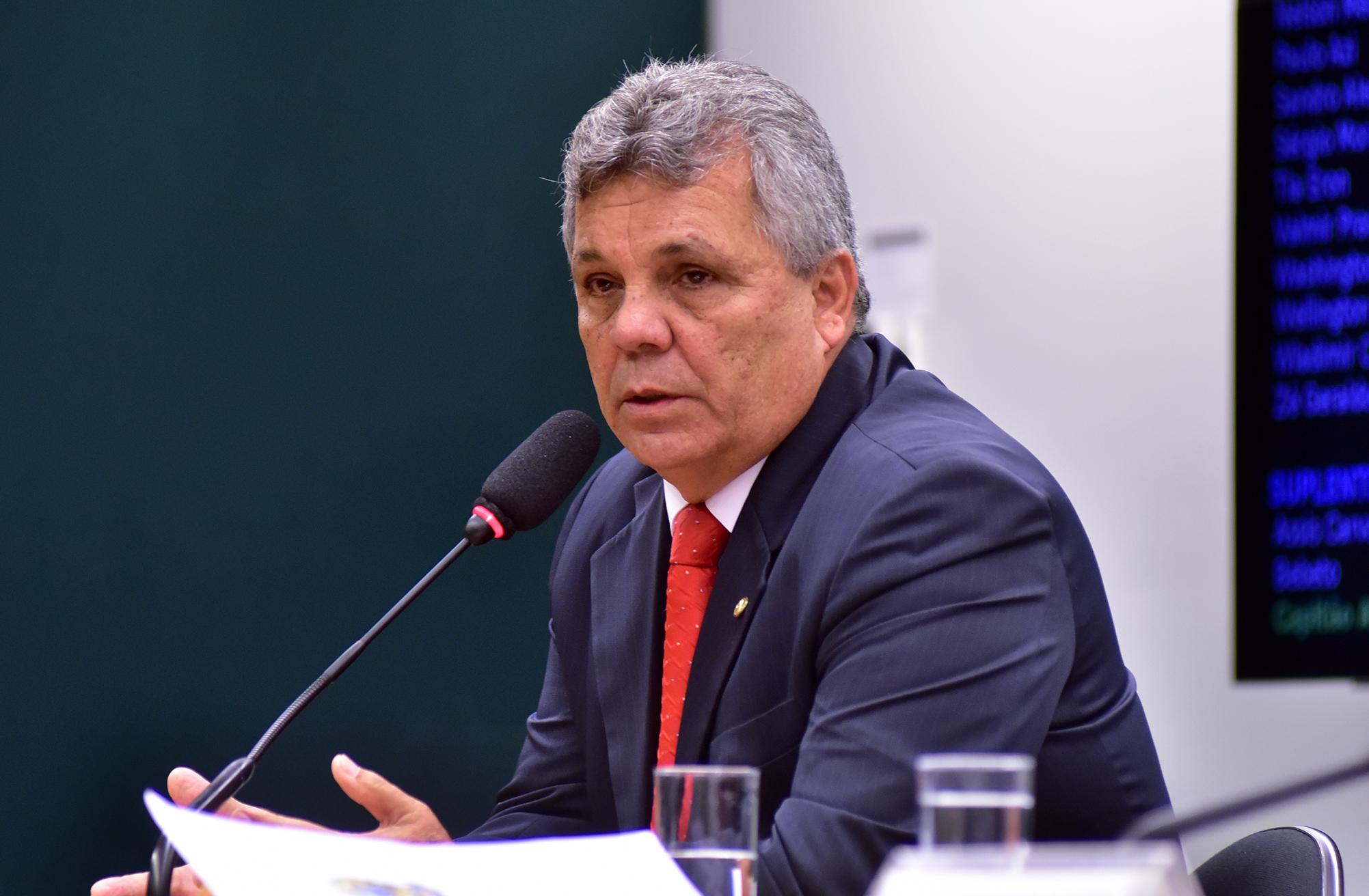 Reunião Ordinária. Dep. Alberto Fraga (DEM-DF)
