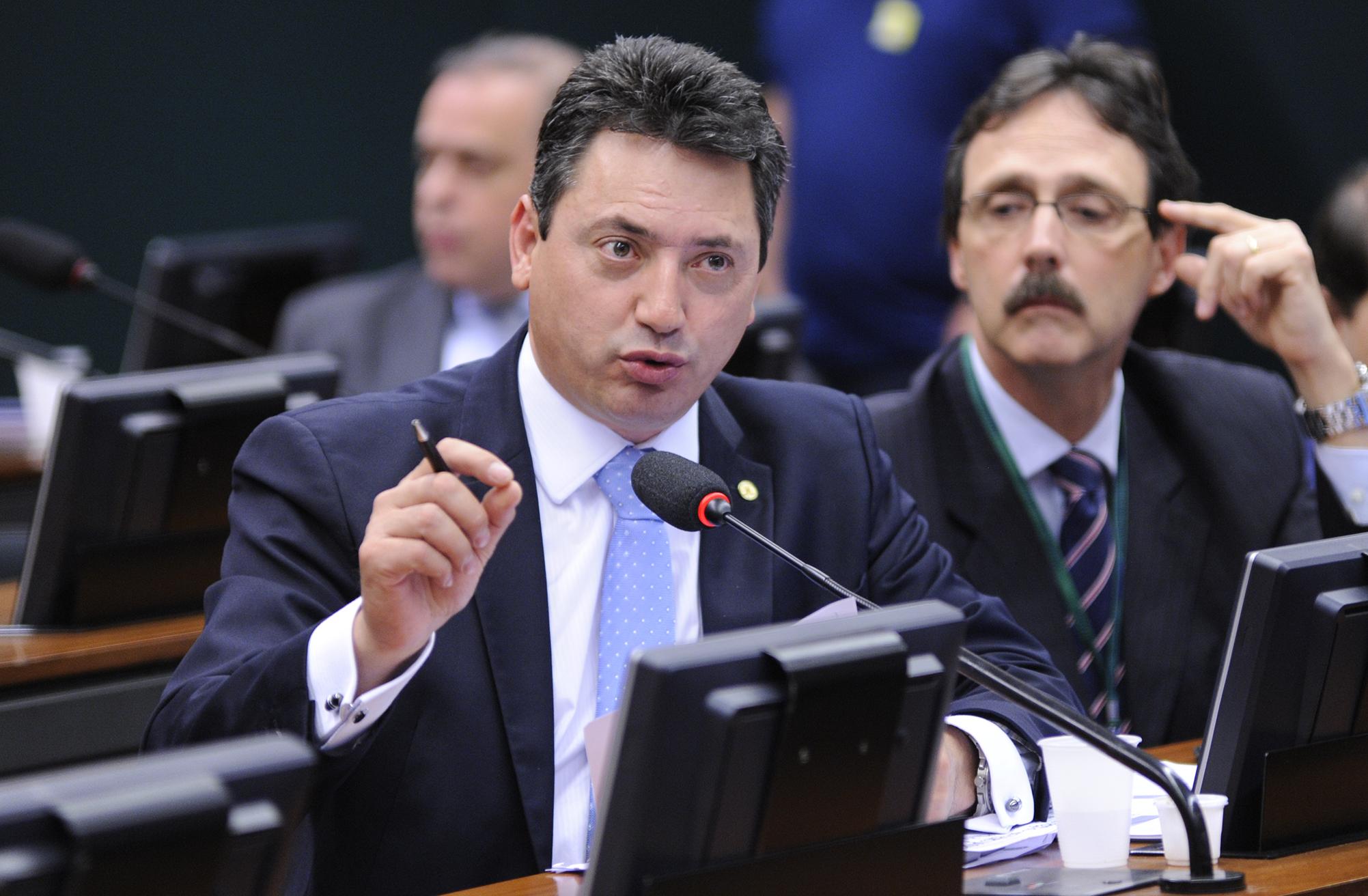 Reunião Ordinária. Dep. Sérgio Souza (PMDB-PR)