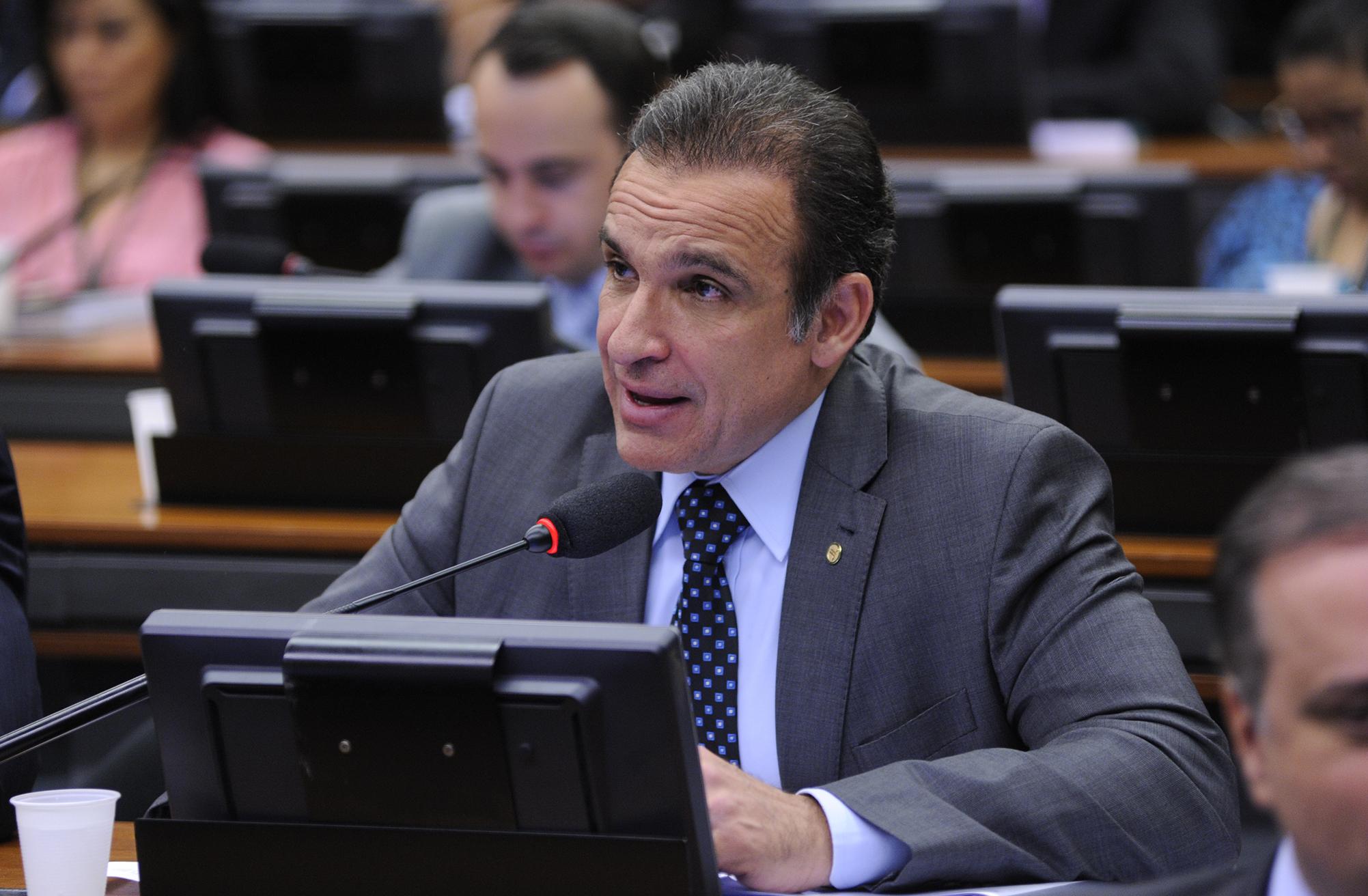 Reunião Ordinária. Dep. Hugo Leal (PSB-RJ)