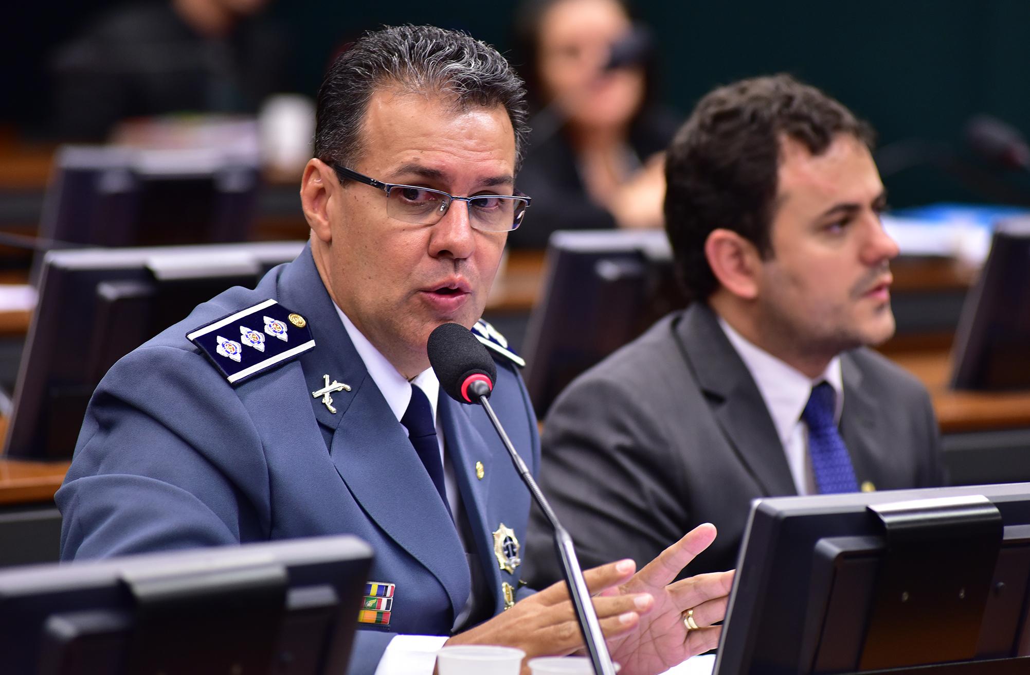 Reunião Ordinária. Dep. capitão Augusto (PR-SP)