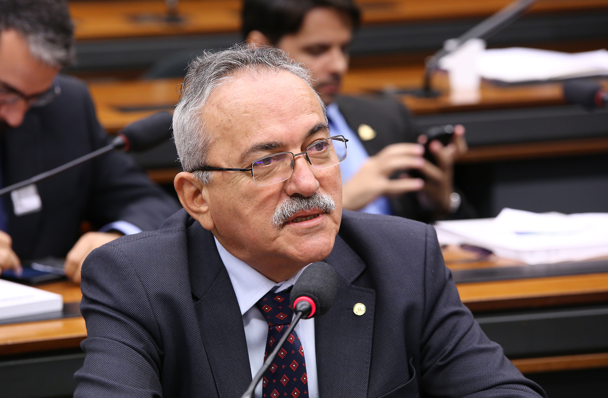 Audiência pública sobre os problemas e desafios dos Campis que ficam fora das sedes das Universidades Federais do Brasil. Dep. Átila Lira (PSB-PI)