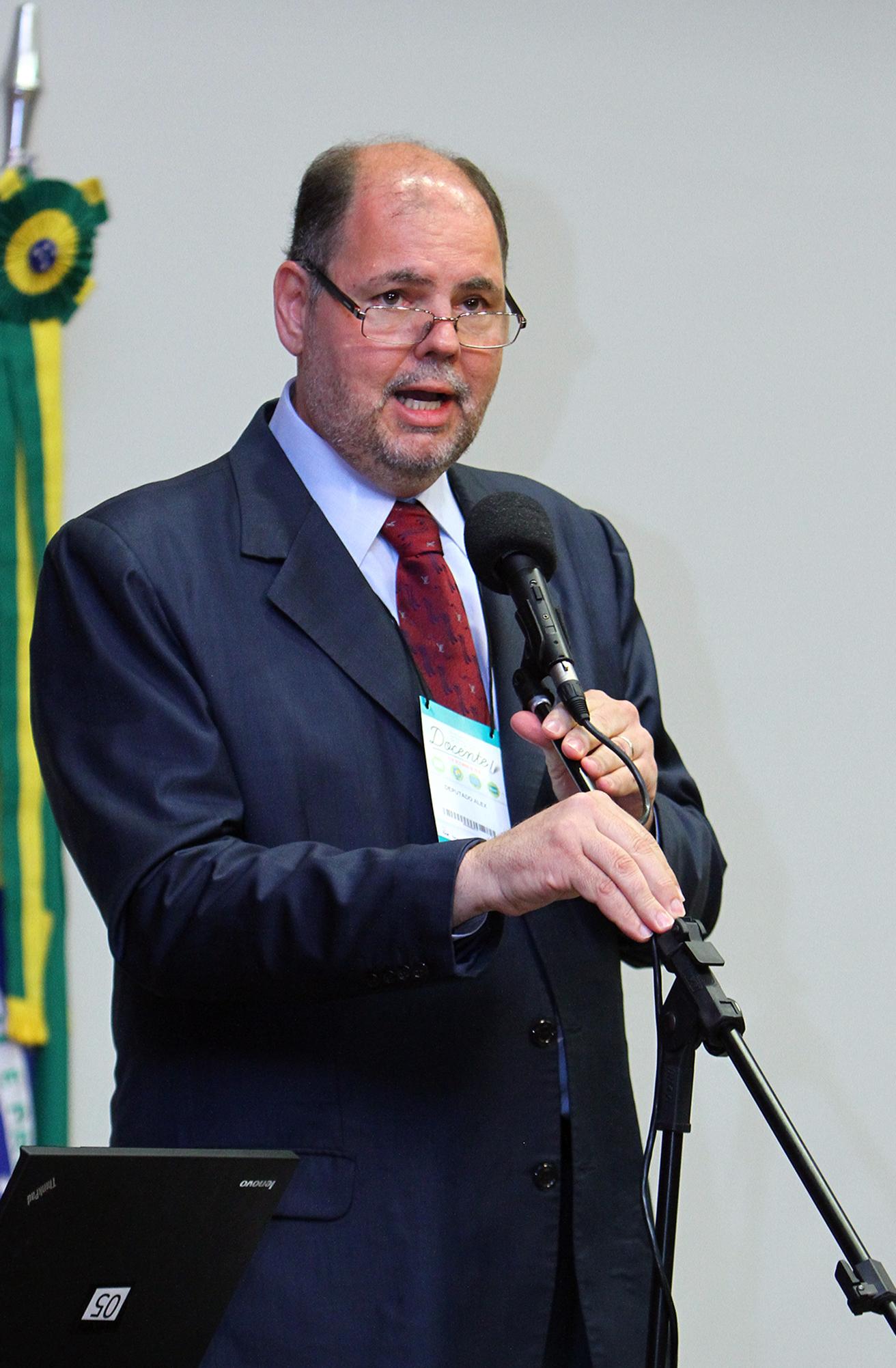 Seminário Internacional de Educação. Dep. Alex Canziani (PTB-PR)
