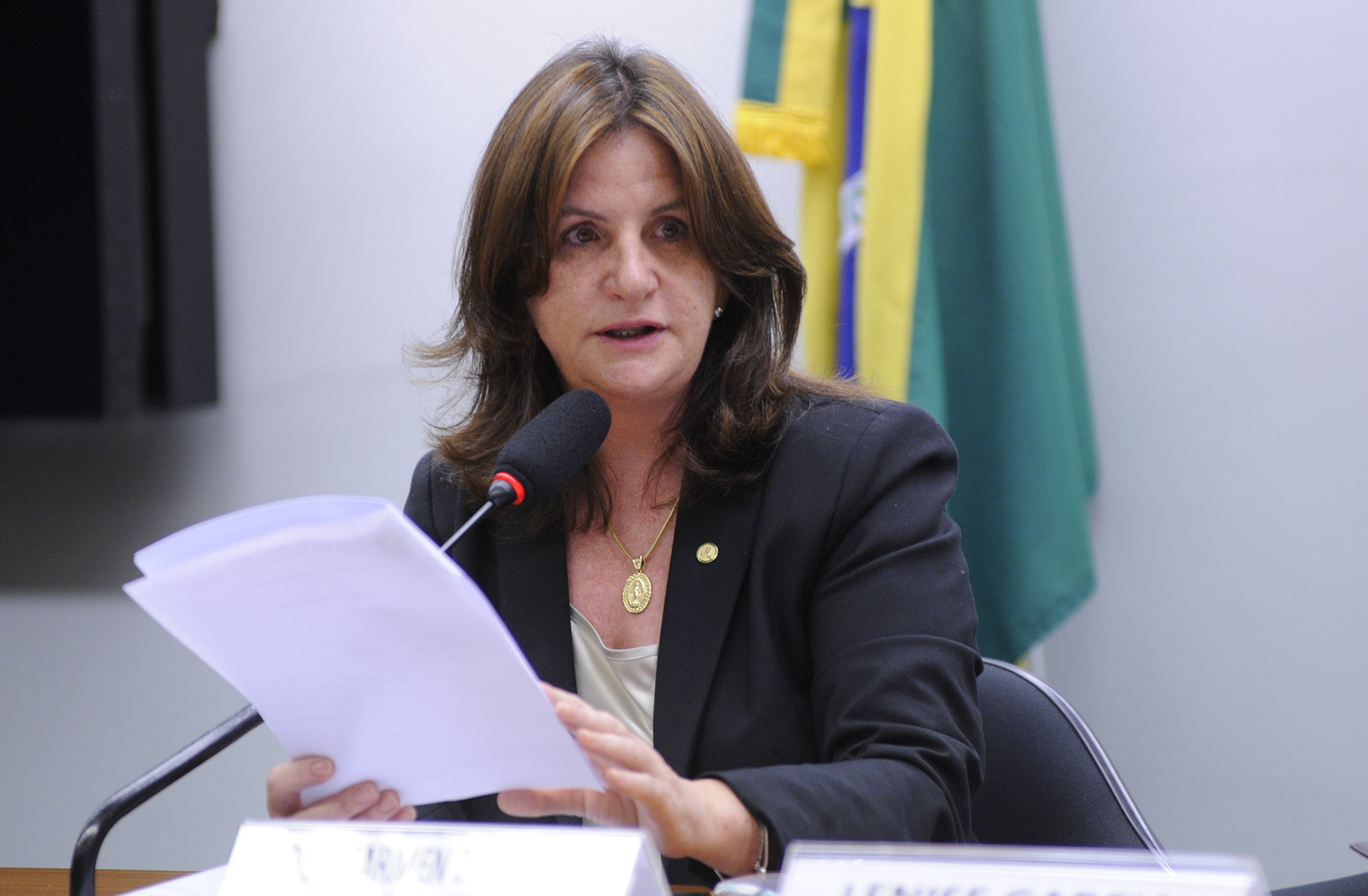 Audiência pública sobre a possibilidade de aborto nos casos de gestantes infectadas pelo zika vírus. Dep. Carmen Zanotto (PPS-SC)